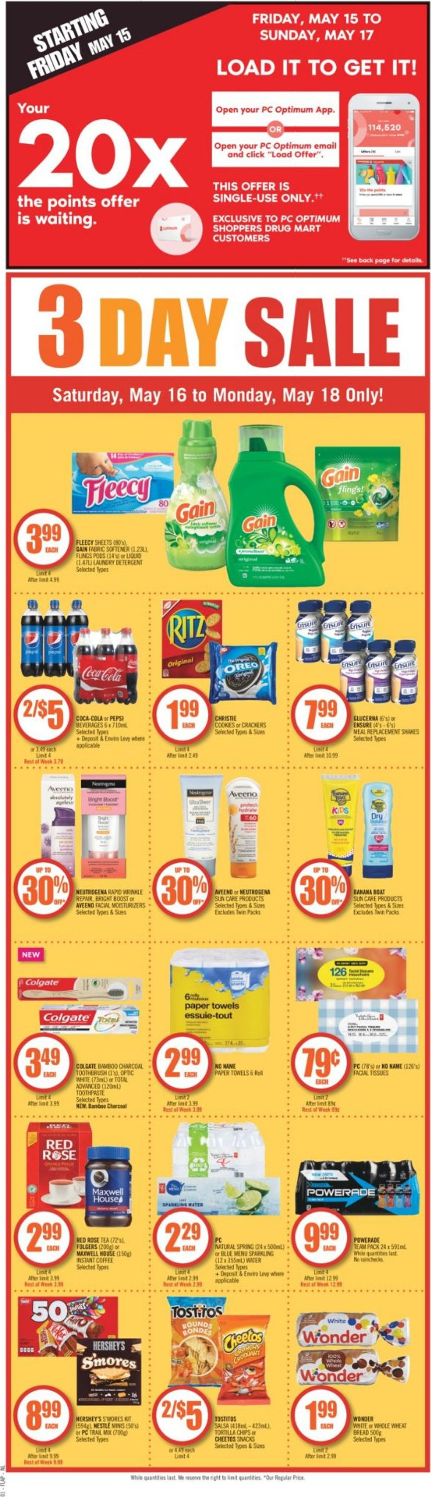 Shoppers Flyer - 05/16-05/22/2020 (Page 2)
