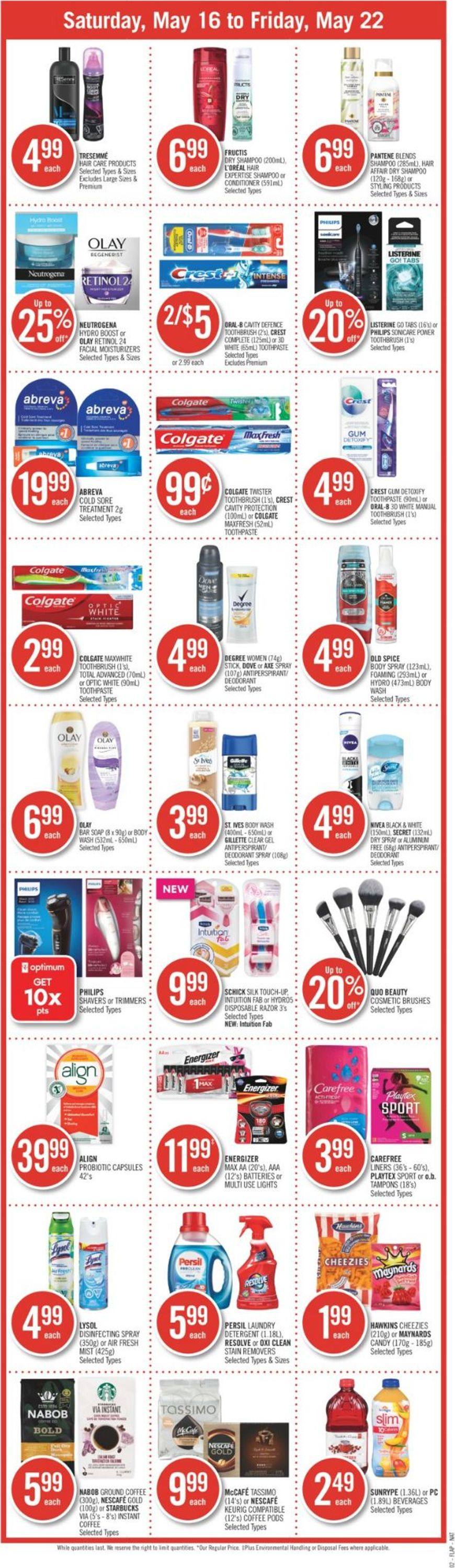 Shoppers Flyer - 05/16-05/22/2020 (Page 3)