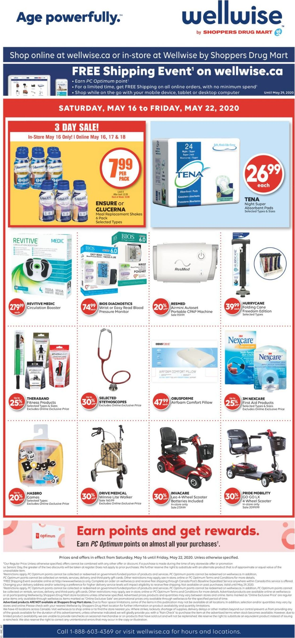 Shoppers Flyer - 05/16-05/22/2020 (Page 18)