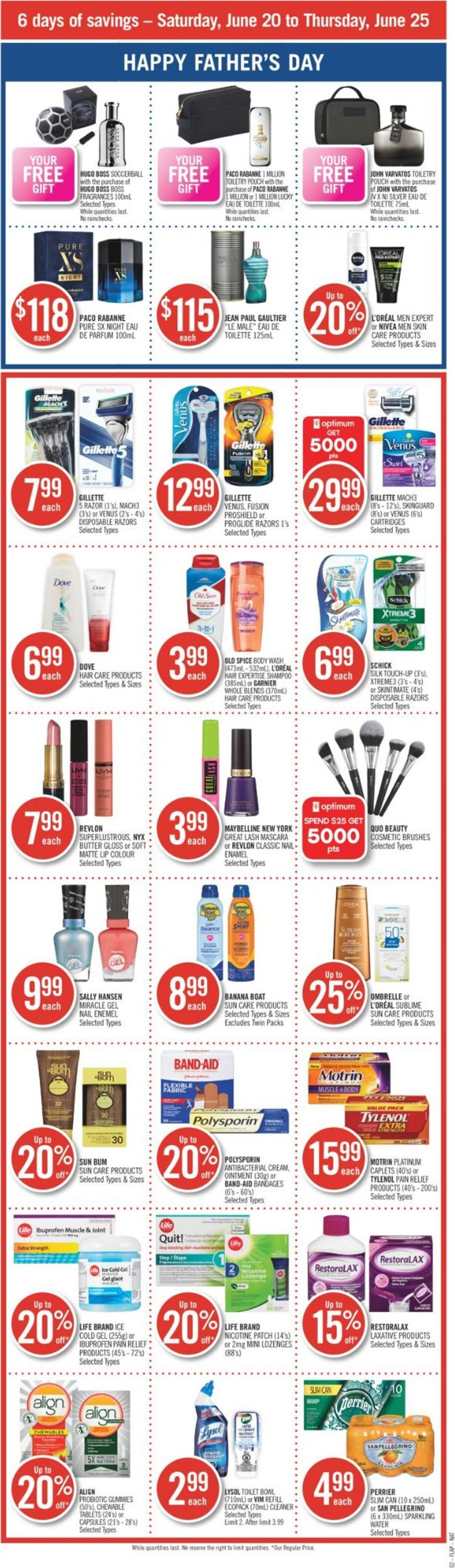 Shoppers Flyer - 06/20-06/25/2020 (Page 2)