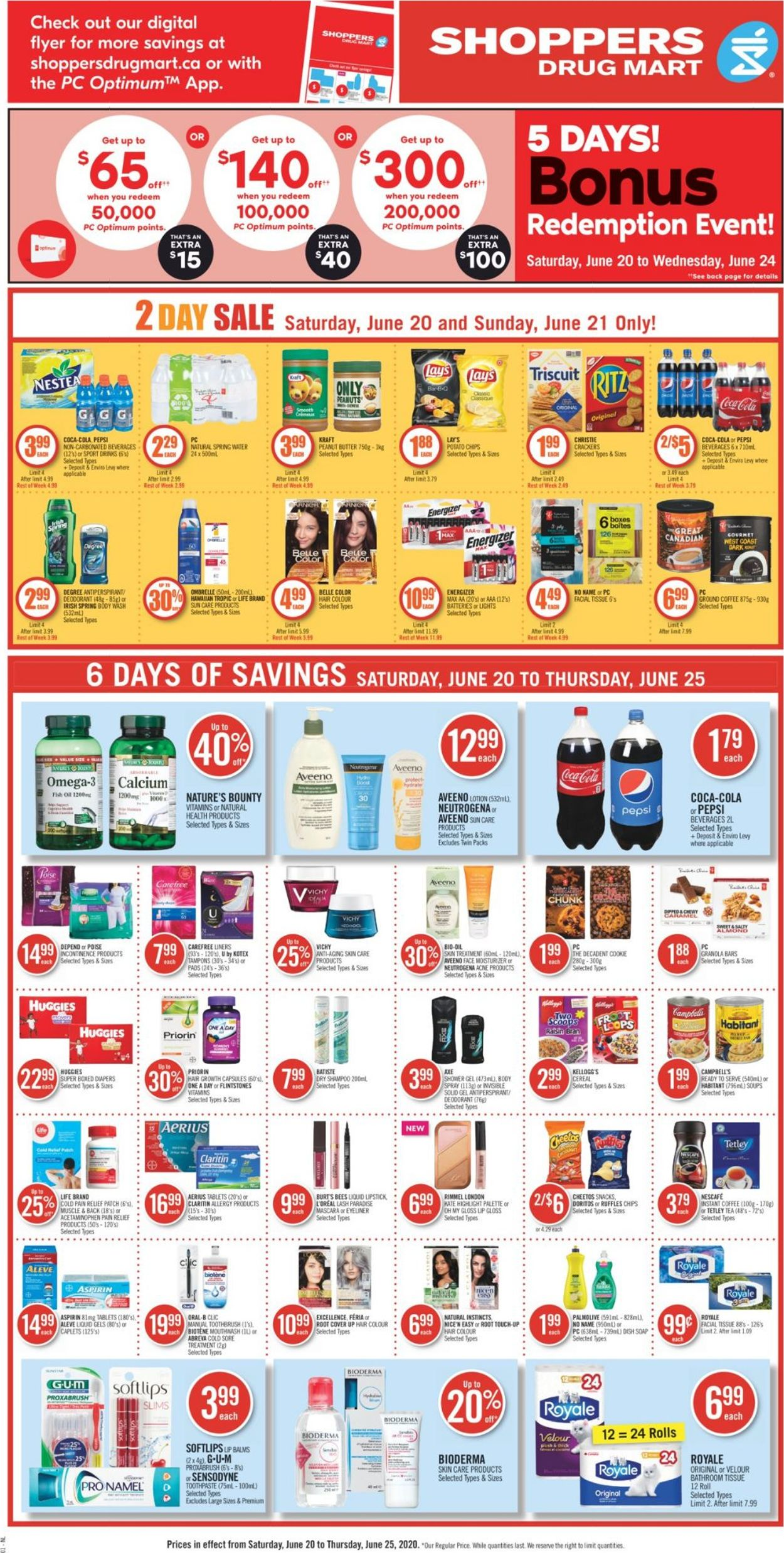 Shoppers Flyer - 06/20-06/25/2020 (Page 3)