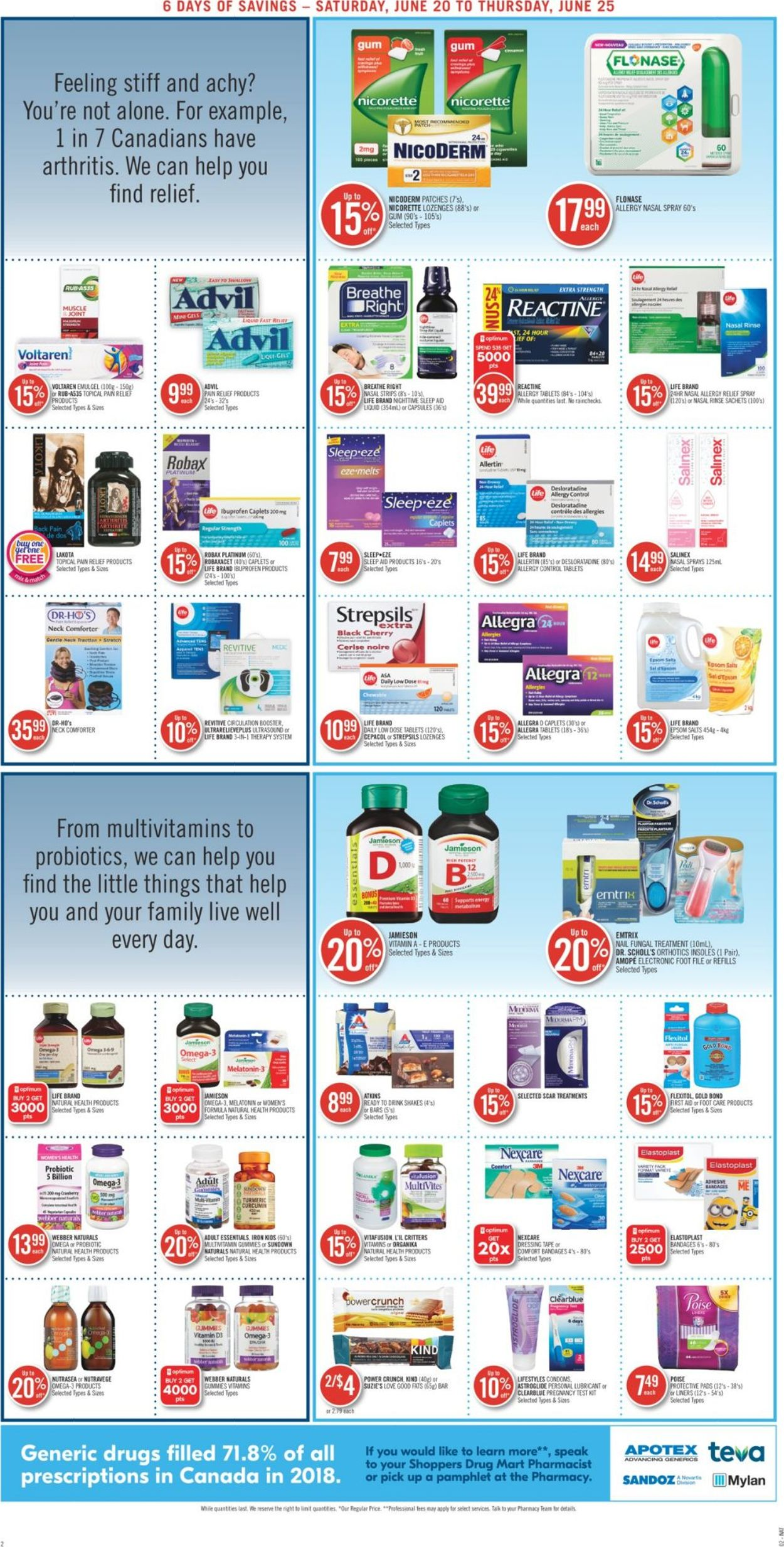 Shoppers Flyer - 06/20-06/25/2020 (Page 4)