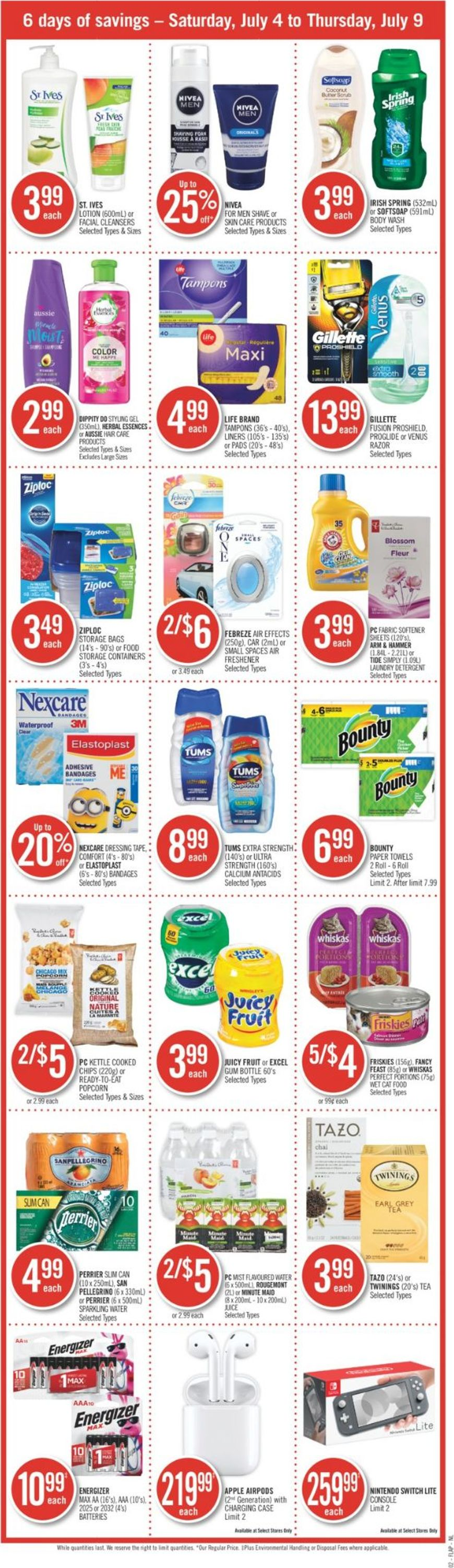 Shoppers Flyer - 07/04-07/09/2020 (Page 3)