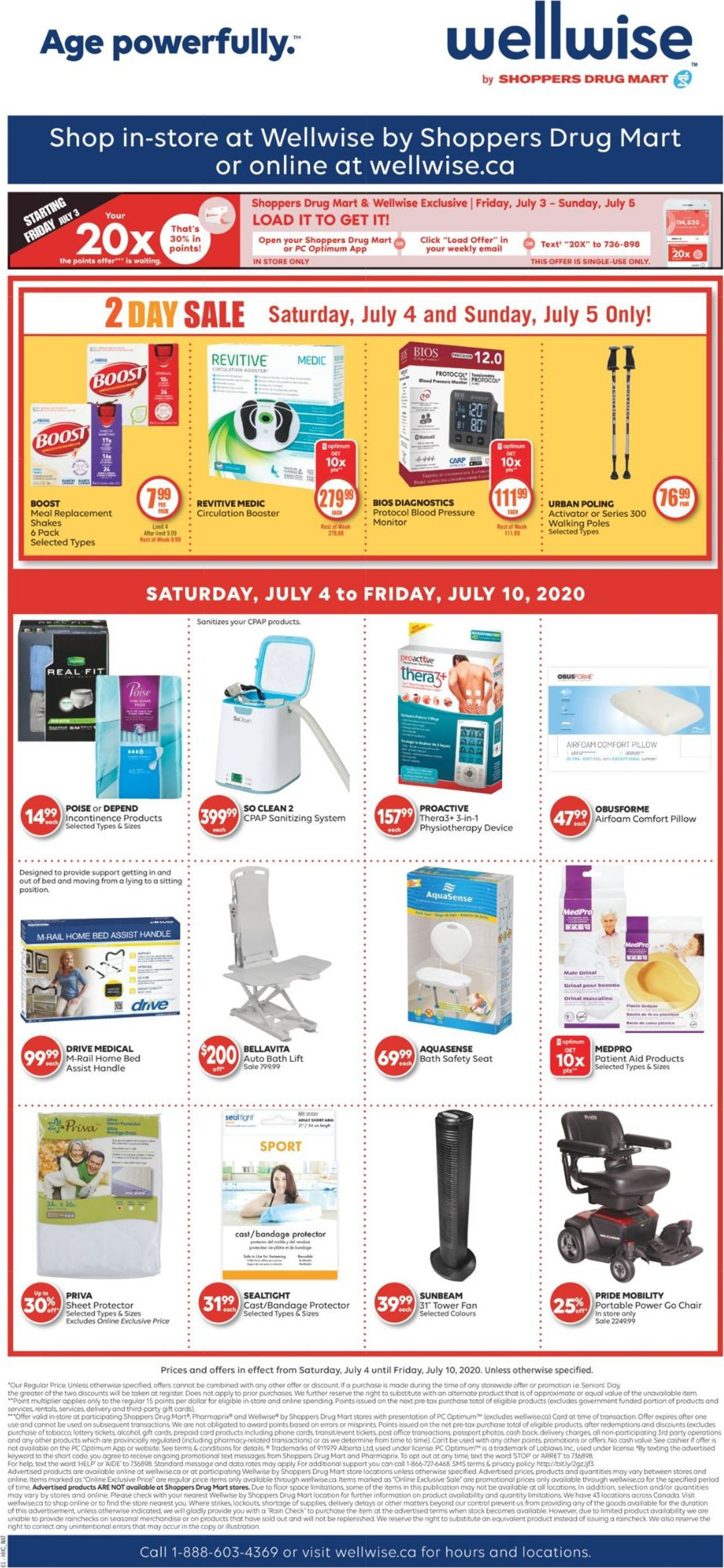 Shoppers Flyer - 07/04-07/09/2020 (Page 14)