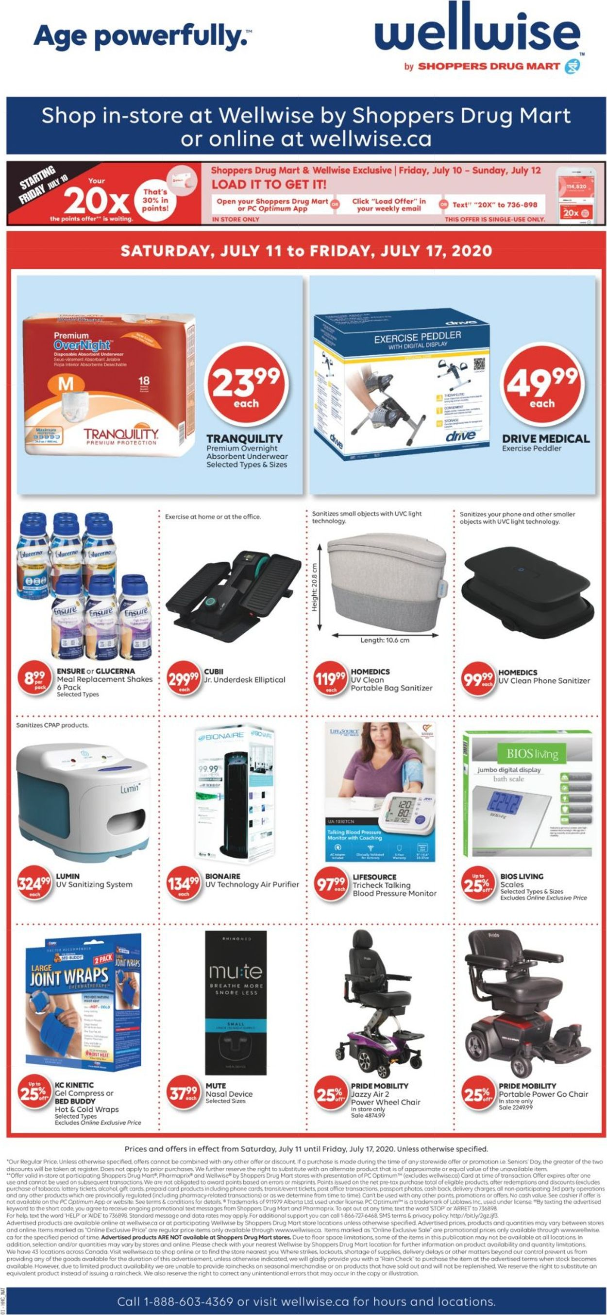 Shoppers Flyer - 07/11-07/16/2020 (Page 16)