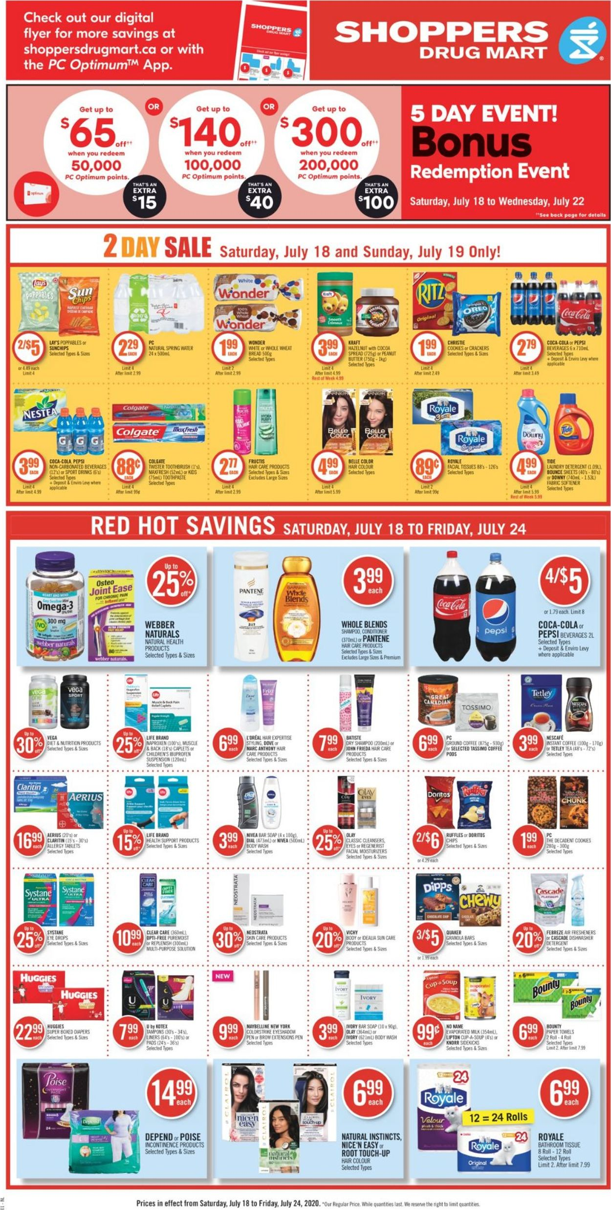 Shoppers Flyer - 07/18-07/24/2020 (Page 6)