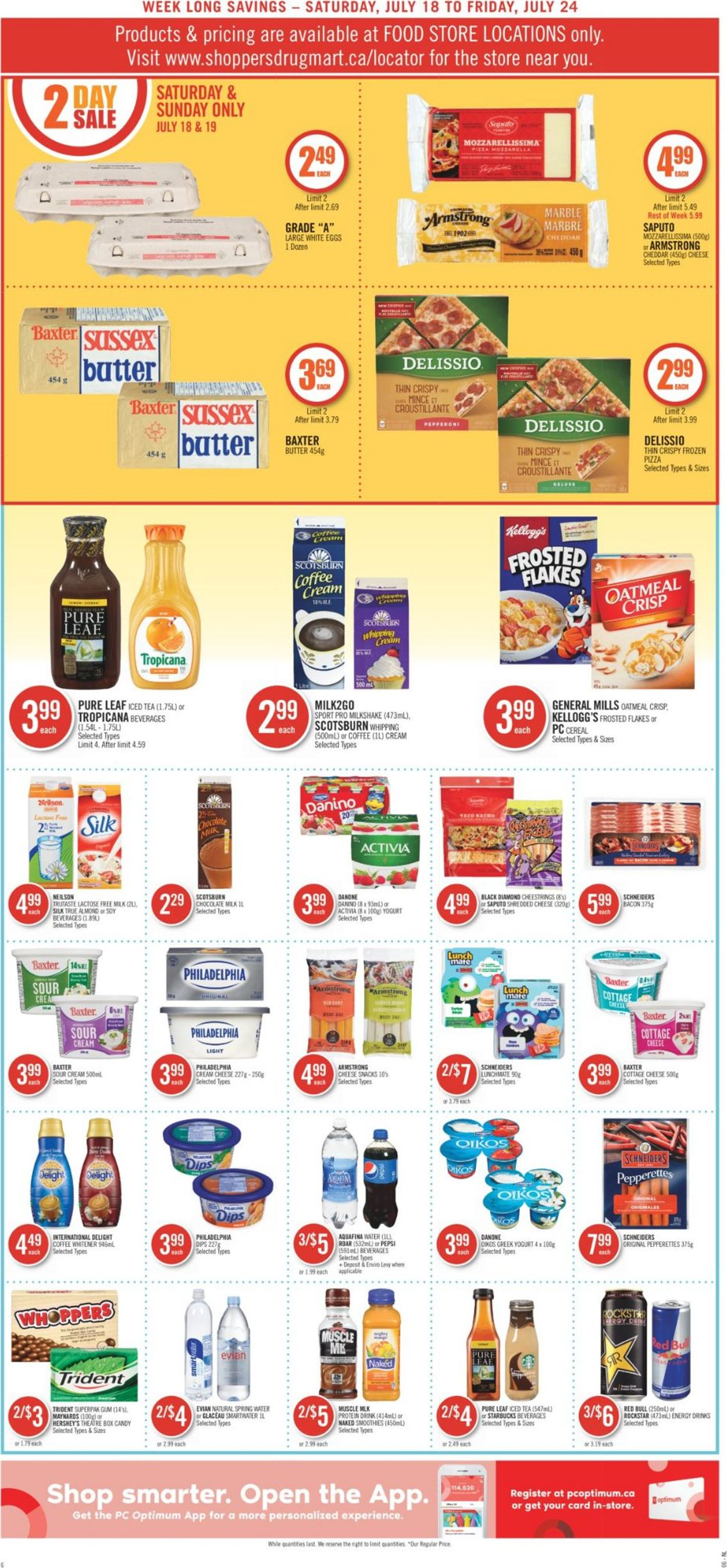 Shoppers Flyer - 07/18-07/24/2020 (Page 12)