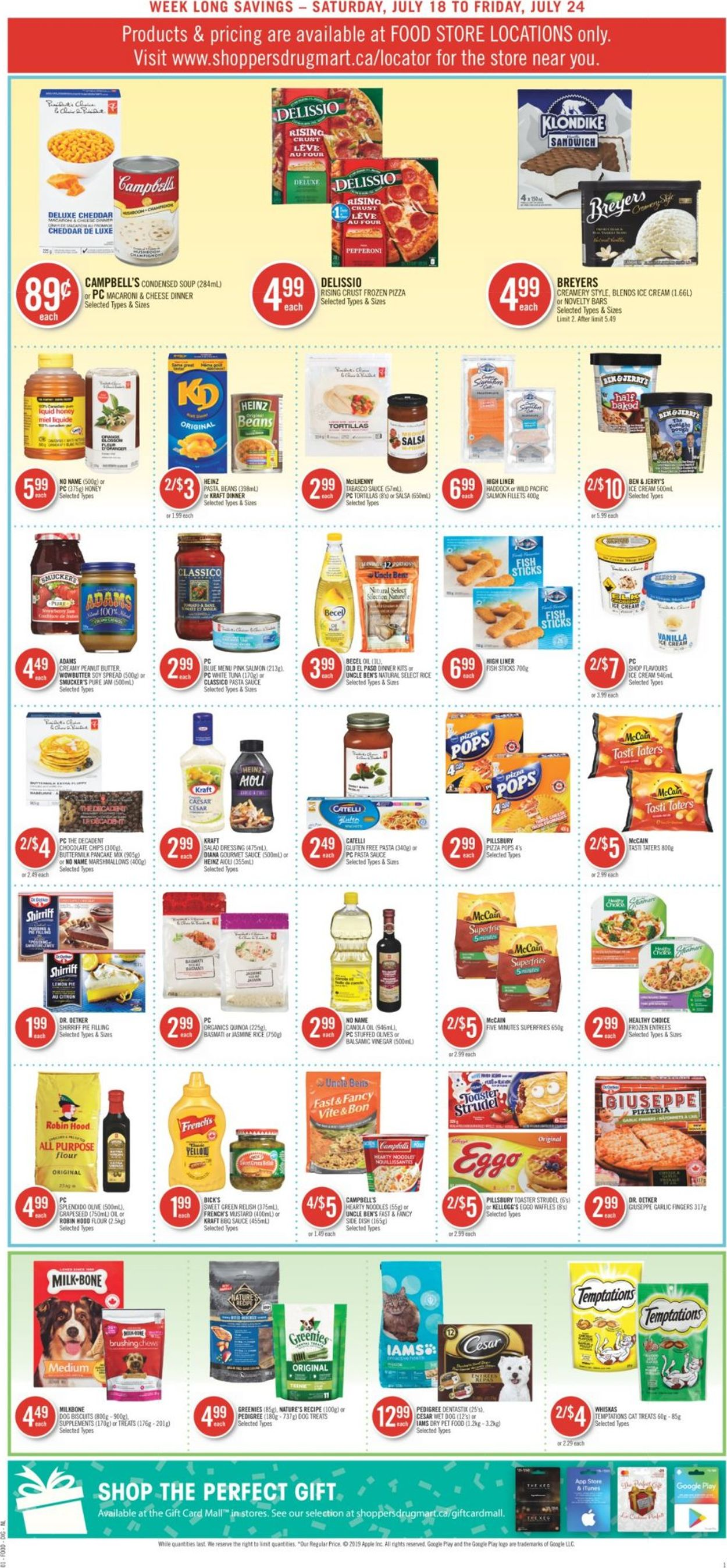 Shoppers Flyer - 07/18-07/24/2020 (Page 13)