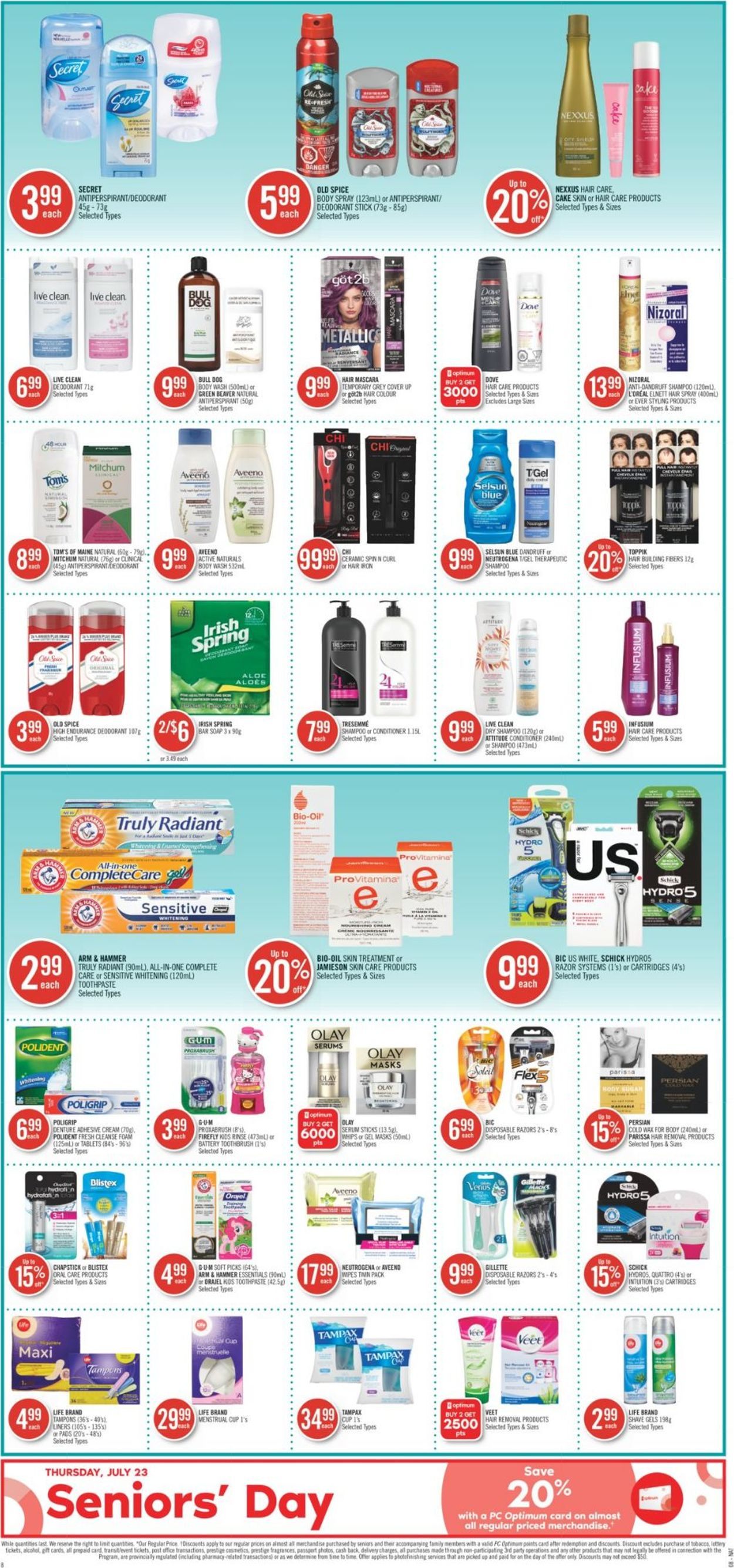 Shoppers Flyer - 07/18-07/24/2020 (Page 15)