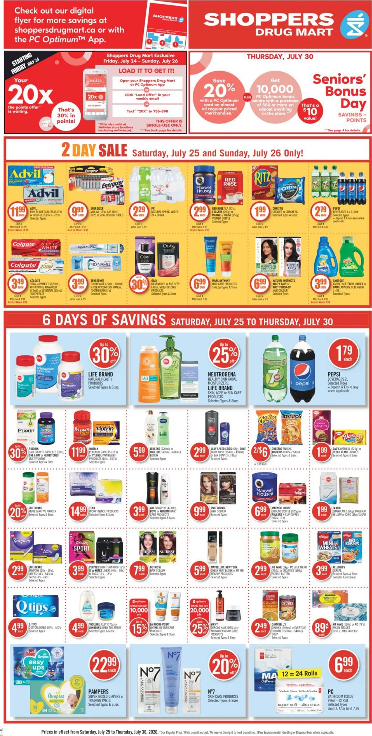 Shoppers Flyer - 07/25-07/31/2020 (Page 4)