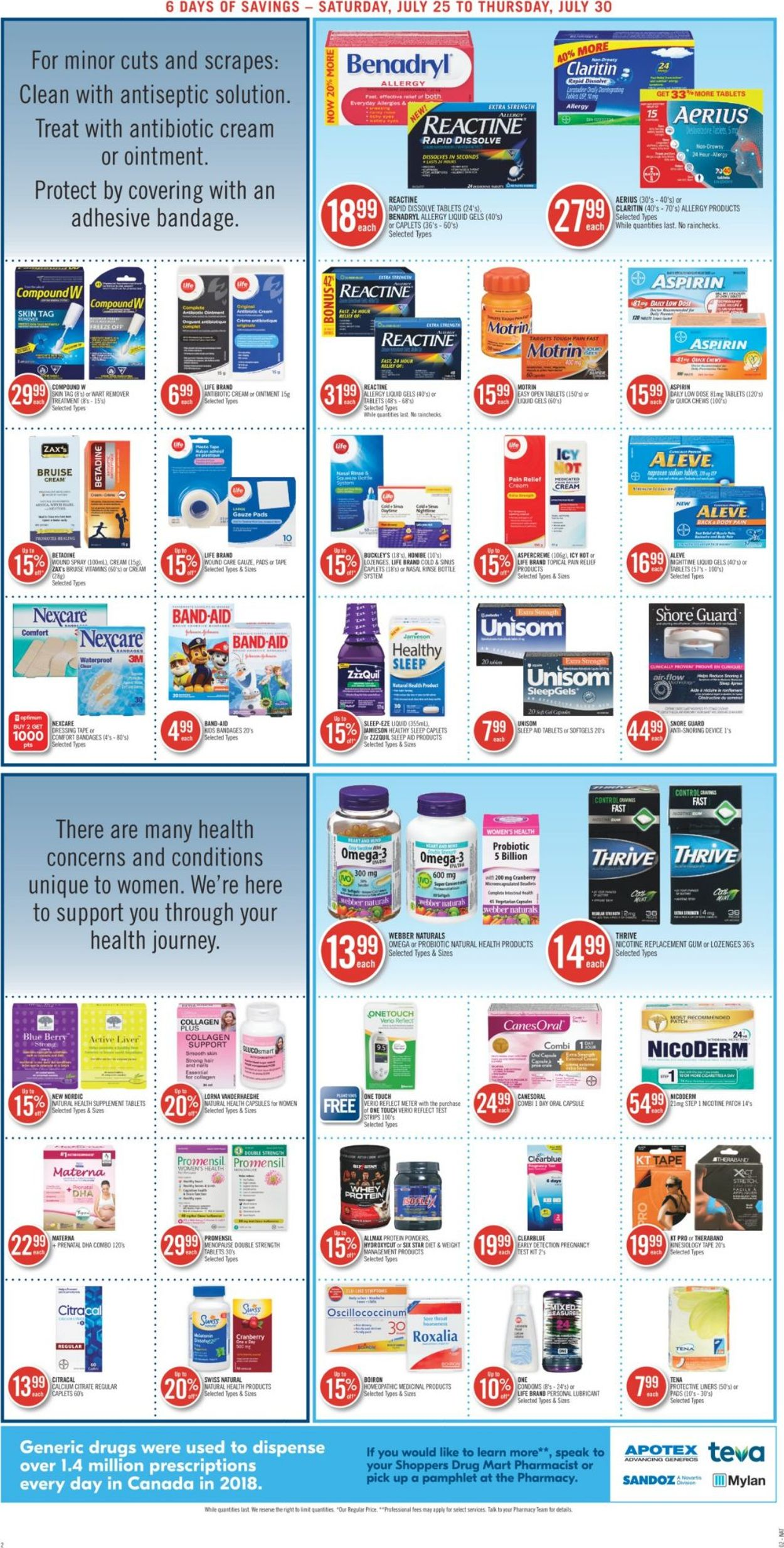 Shoppers Flyer - 07/25-07/31/2020 (Page 5)
