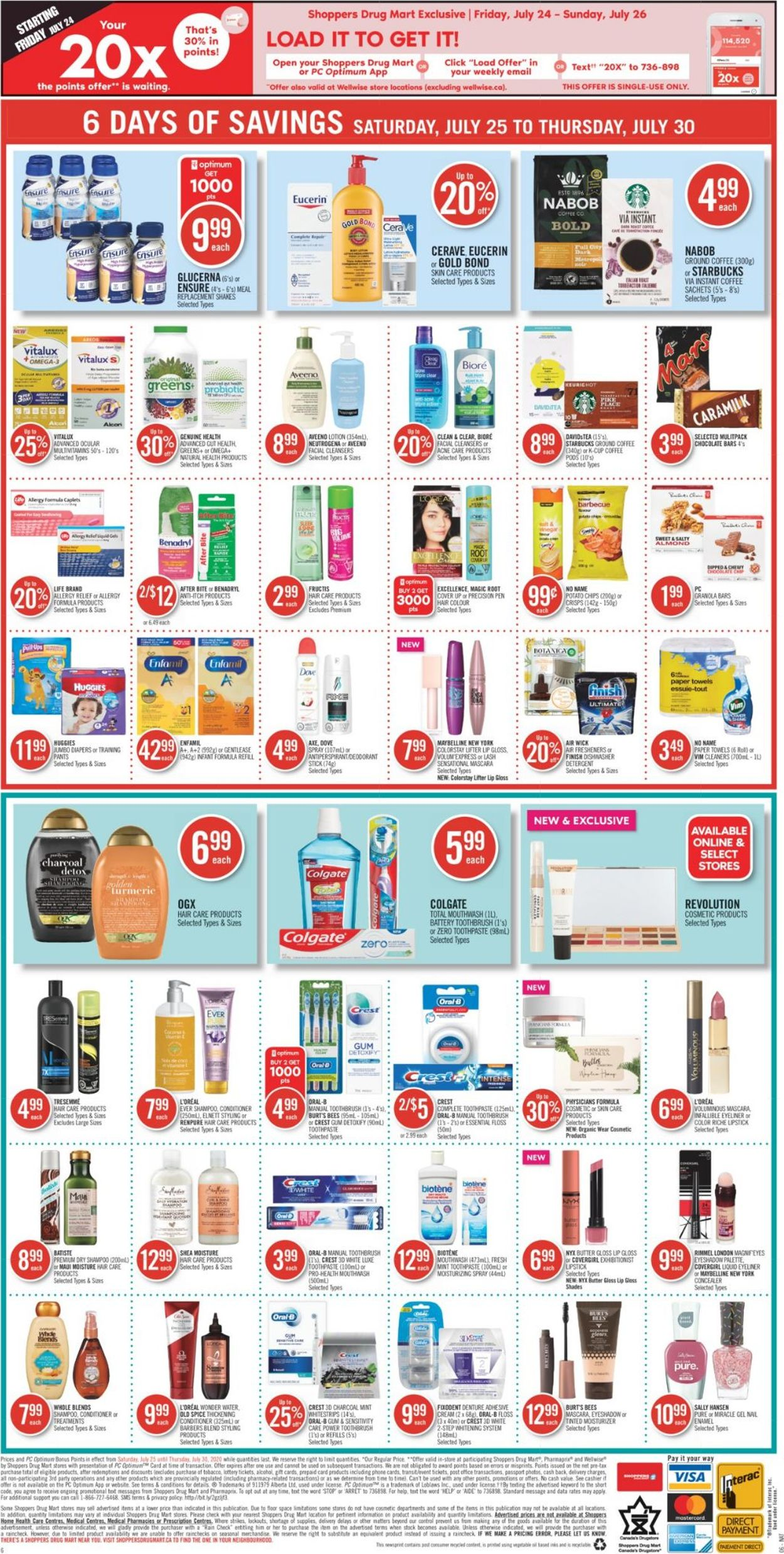 Shoppers Flyer - 07/25-07/31/2020 (Page 11)