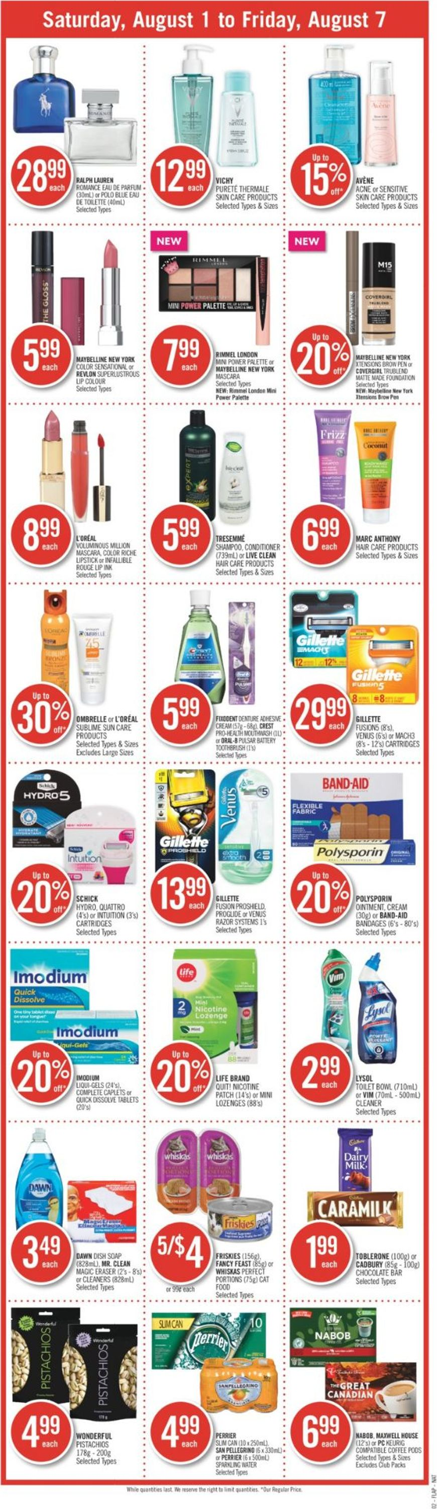Shoppers Flyer - 07/31-08/07/2020 (Page 2)