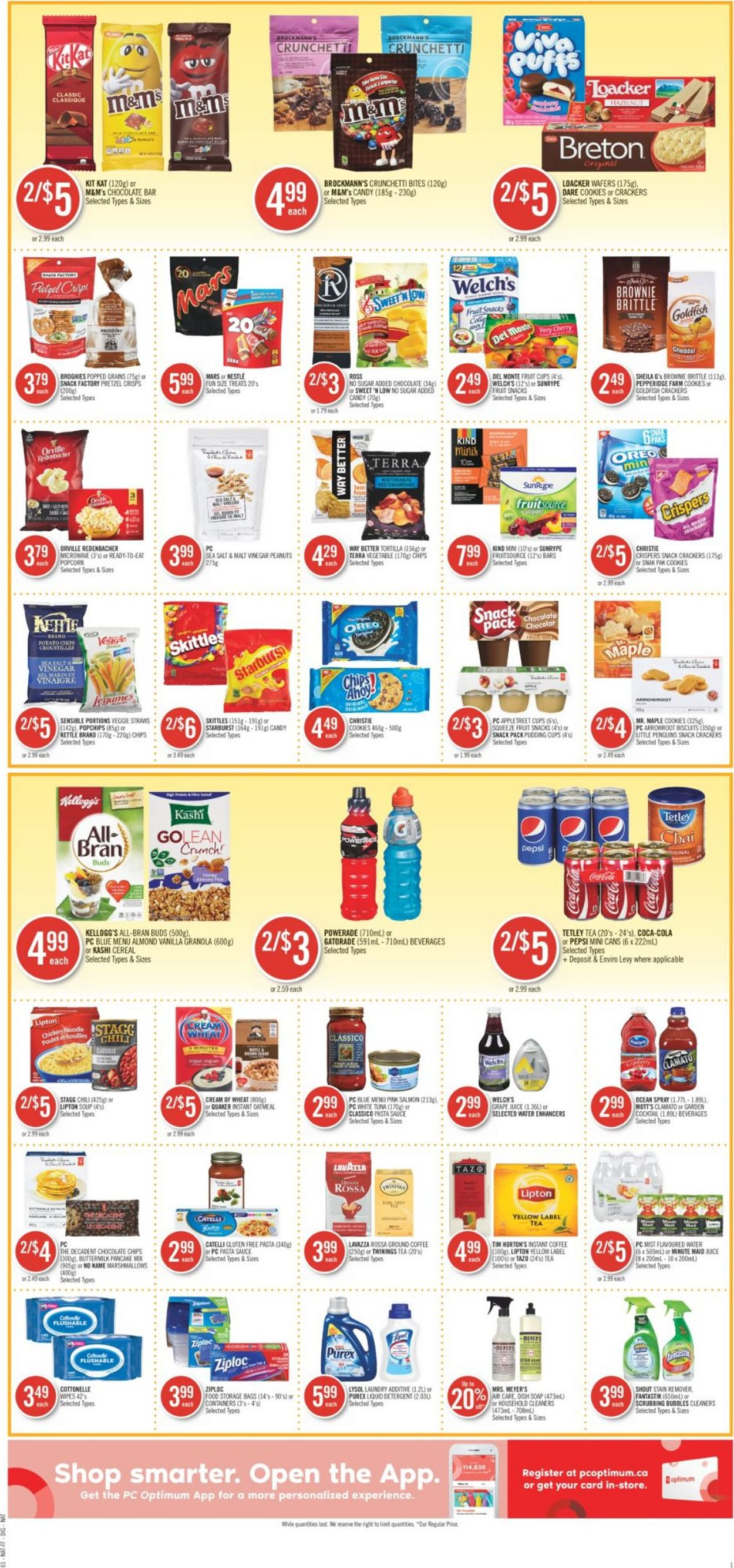 Shoppers Flyer - 07/31-08/07/2020 (Page 6)
