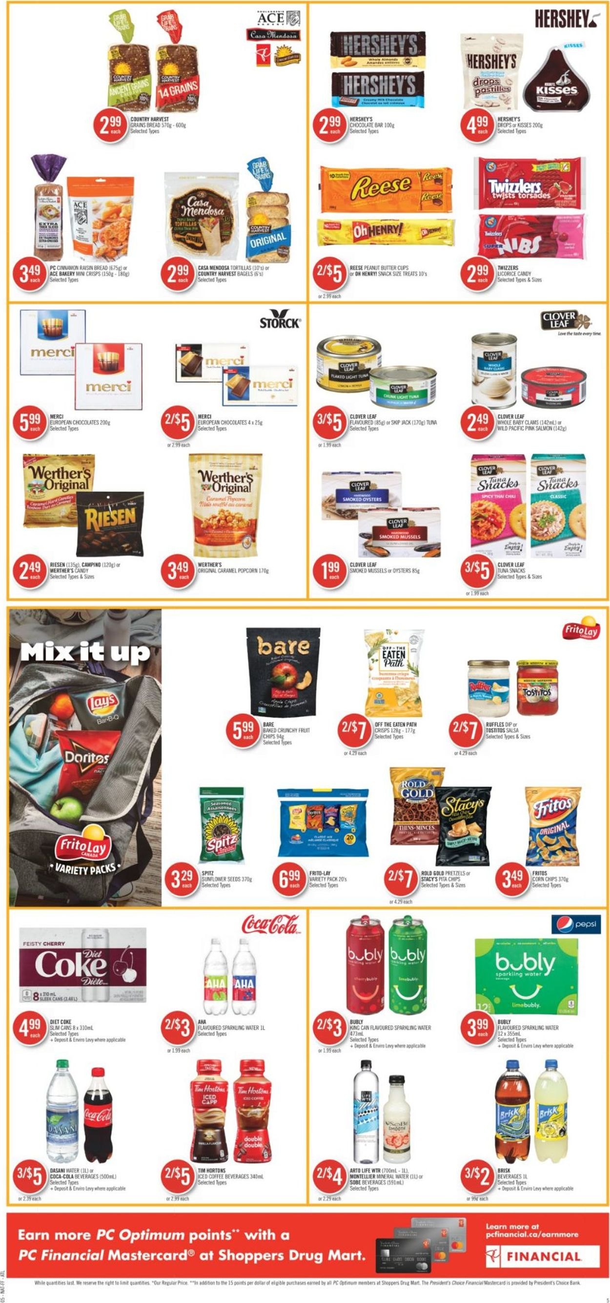 Shoppers Flyer - 07/31-08/07/2020 (Page 9)