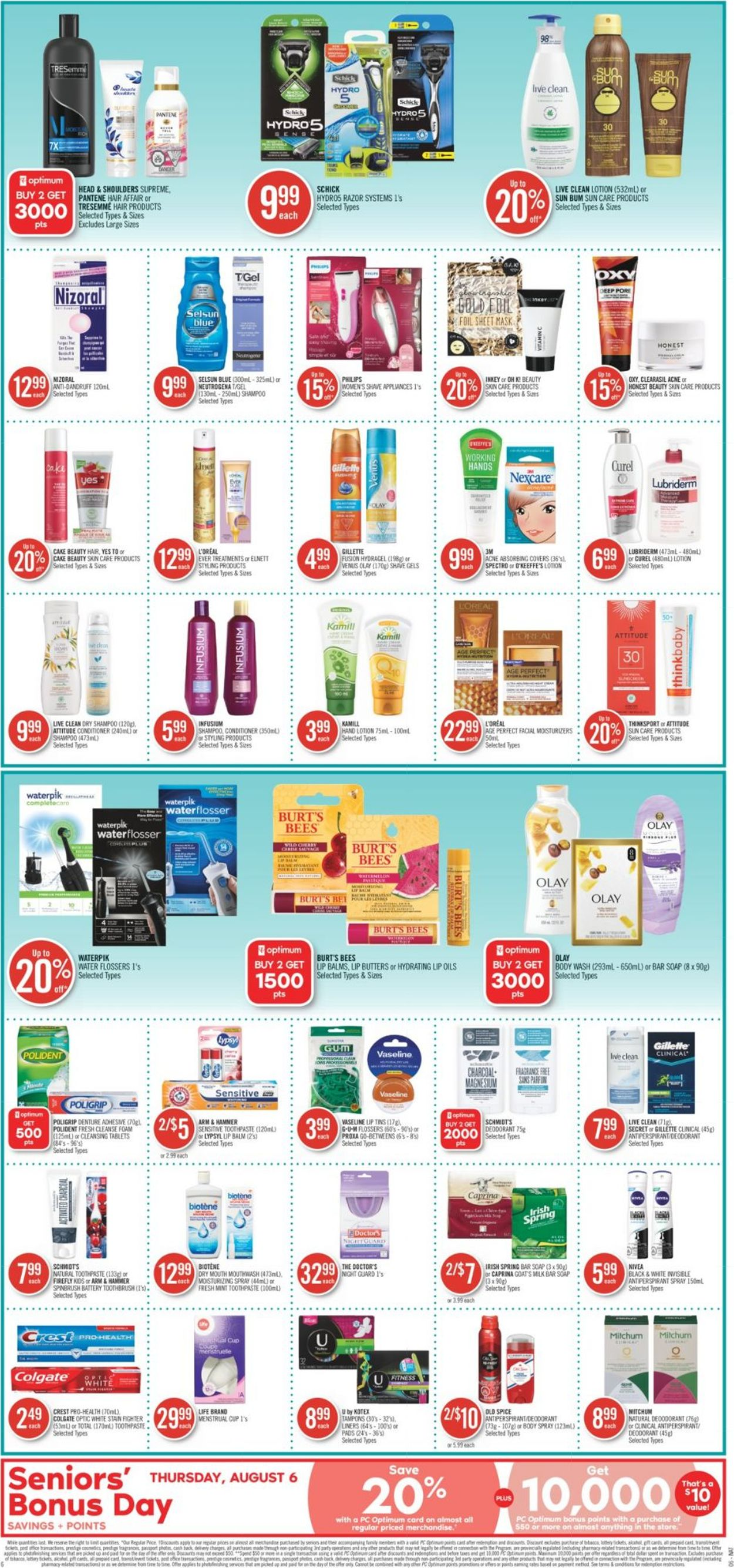 Shoppers Flyer - 07/31-08/07/2020 (Page 10)
