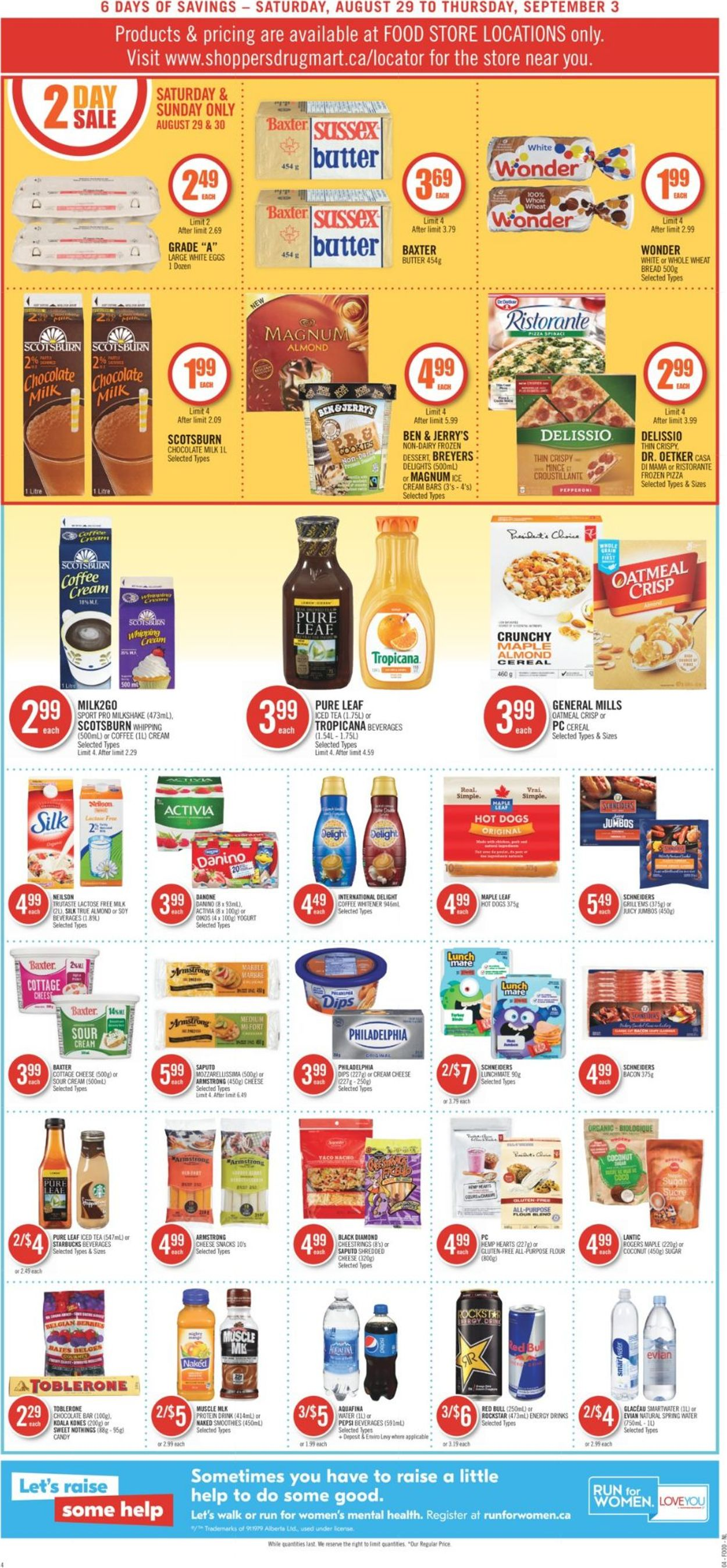 Shoppers Flyer - 08/29-09/03/2020 (Page 12)