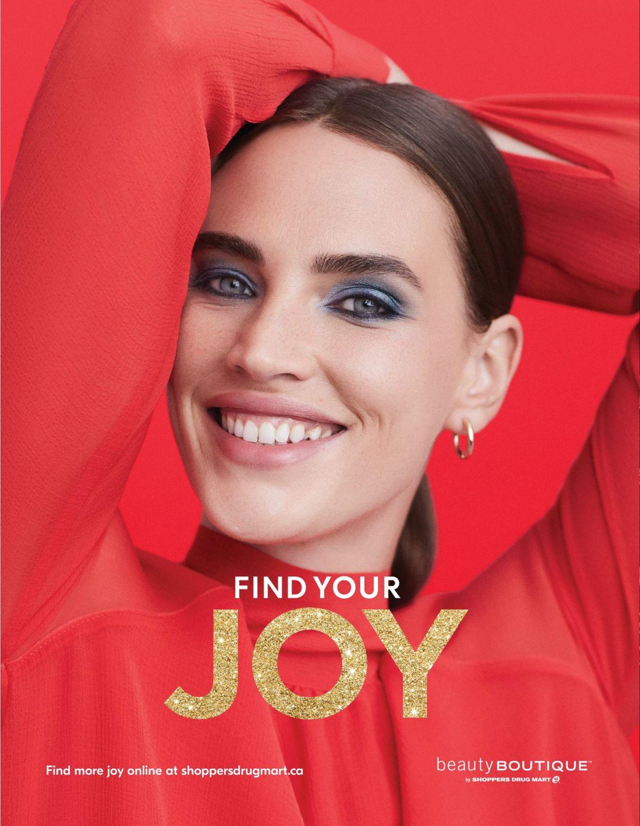 Shoppers Flyer - 10/31-11/13/2020