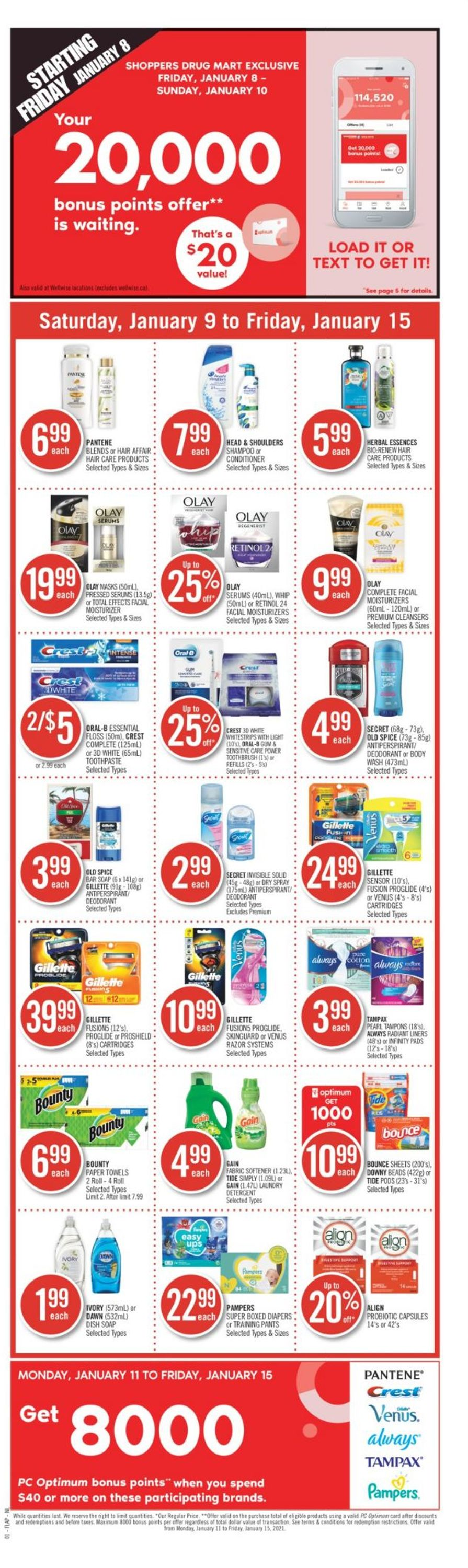 Shoppers Flyer - 01/09-01/15/2021 (Page 3)