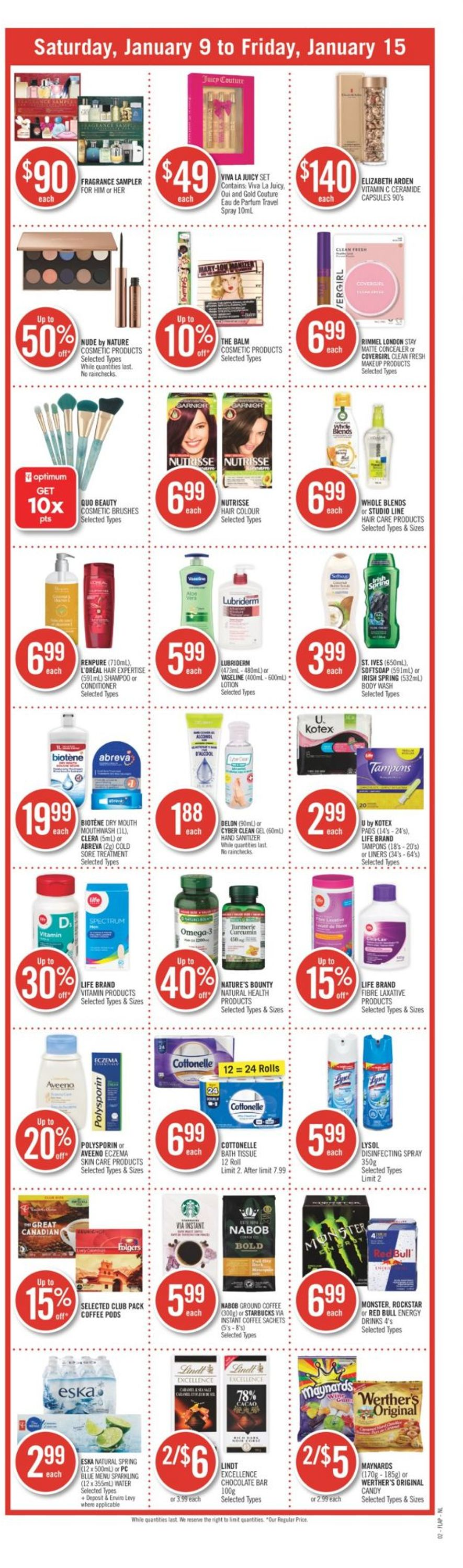 Shoppers Flyer - 01/09-01/15/2021 (Page 4)