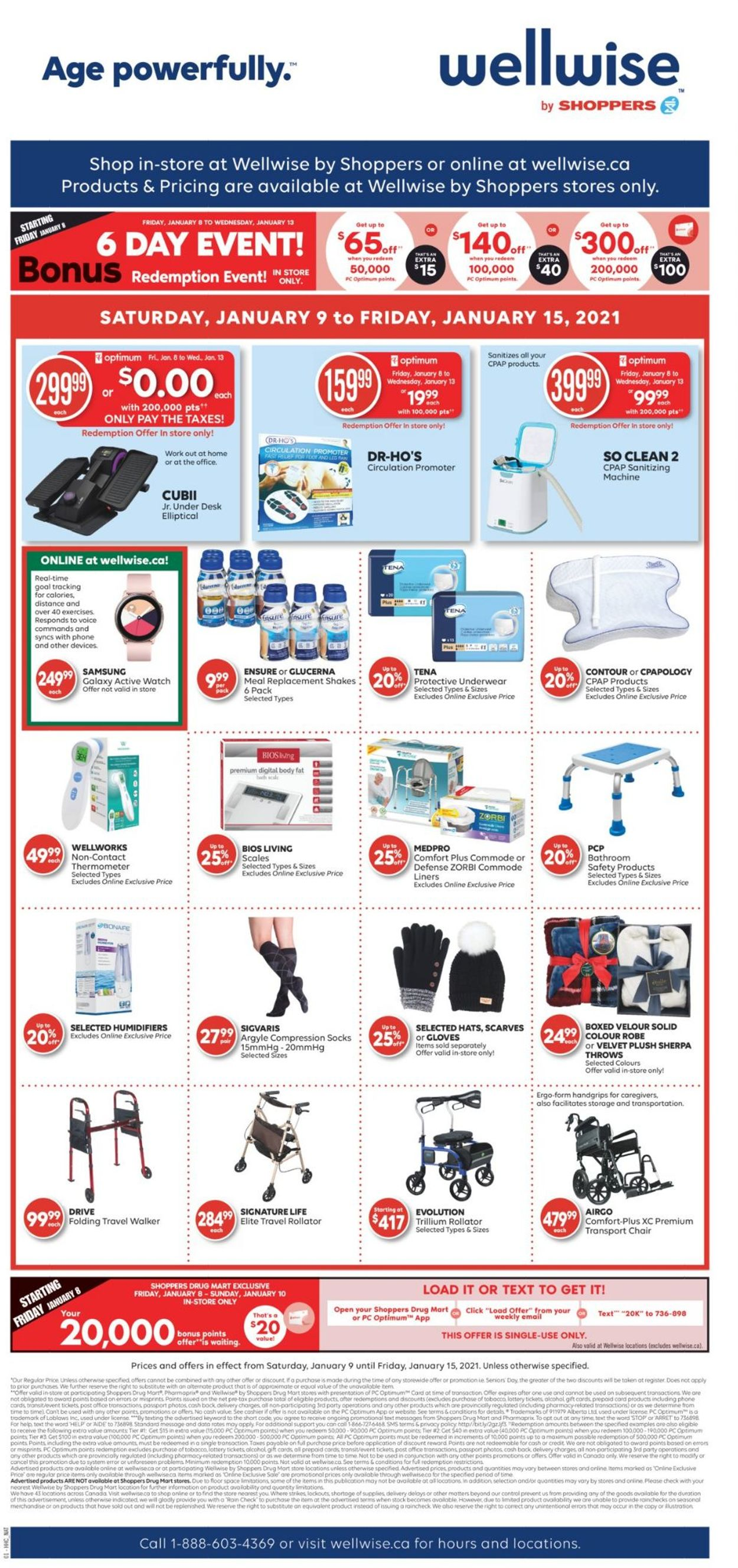 Shoppers Flyer - 01/09-01/15/2021 (Page 18)
