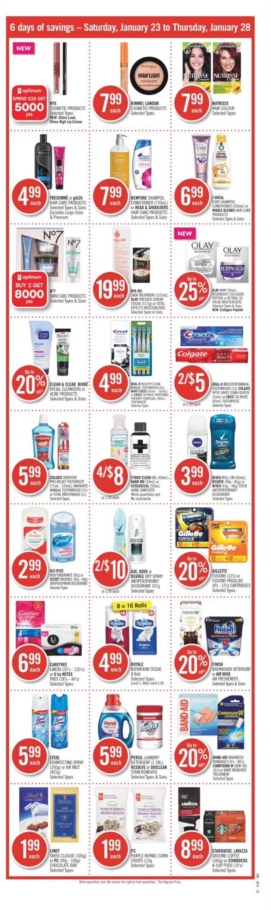 Shoppers Flyer - 01/23-01/28/2021 (Page 3)