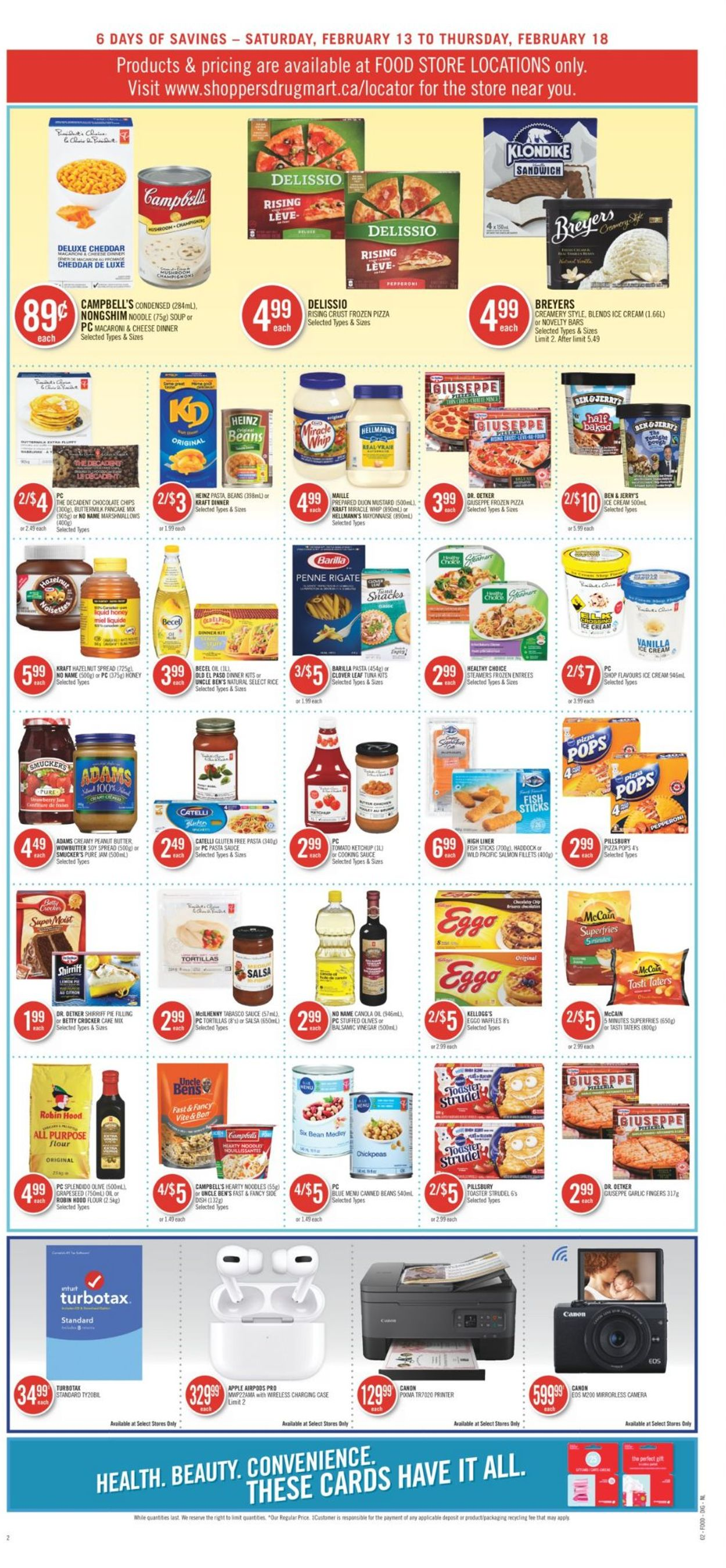 Shoppers - Valentine's Day Flyer - 02/13-02/18/2021 (Page 12)