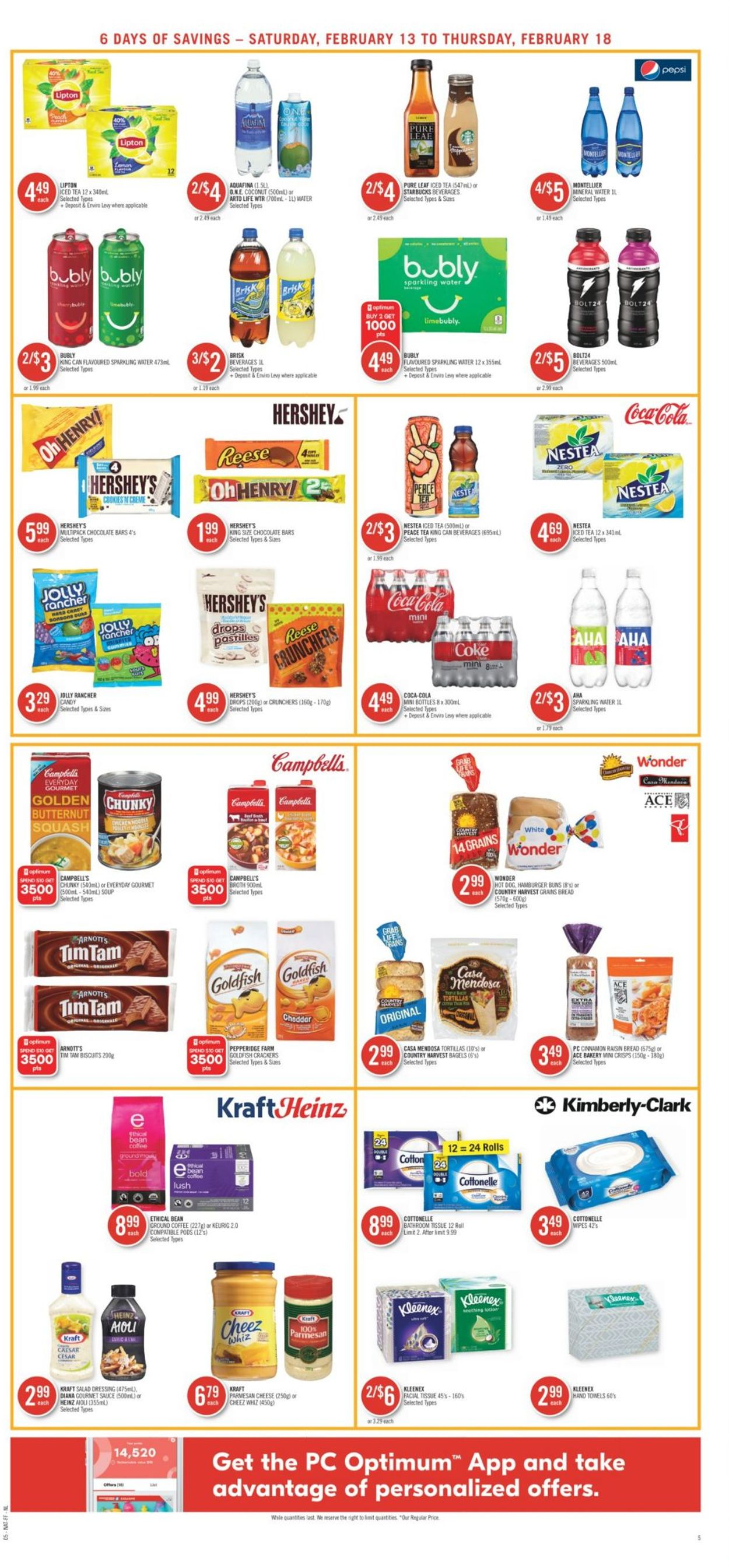 Shoppers - Valentine's Day Flyer - 02/13-02/18/2021 (Page 13)