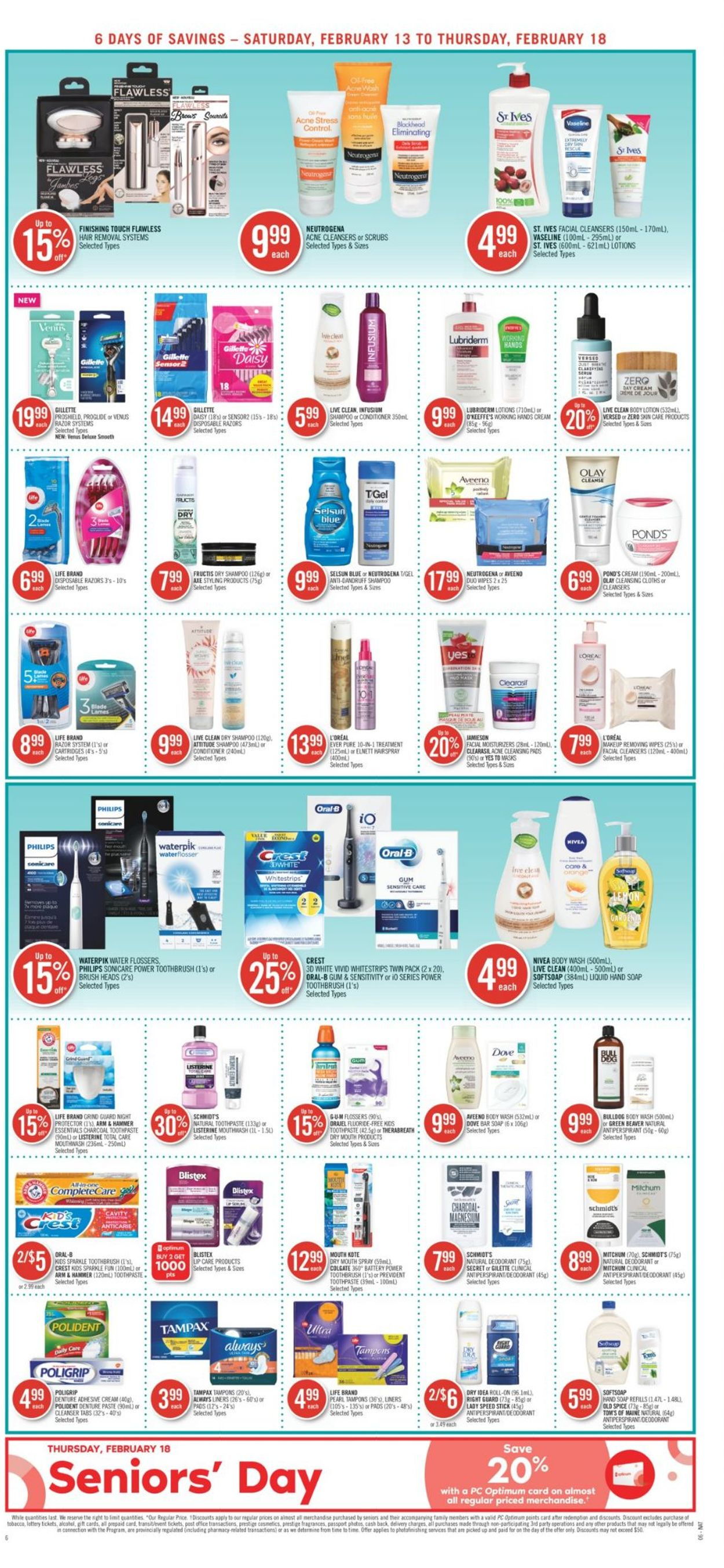 Shoppers - Valentine's Day Flyer - 02/13-02/18/2021 (Page 15)