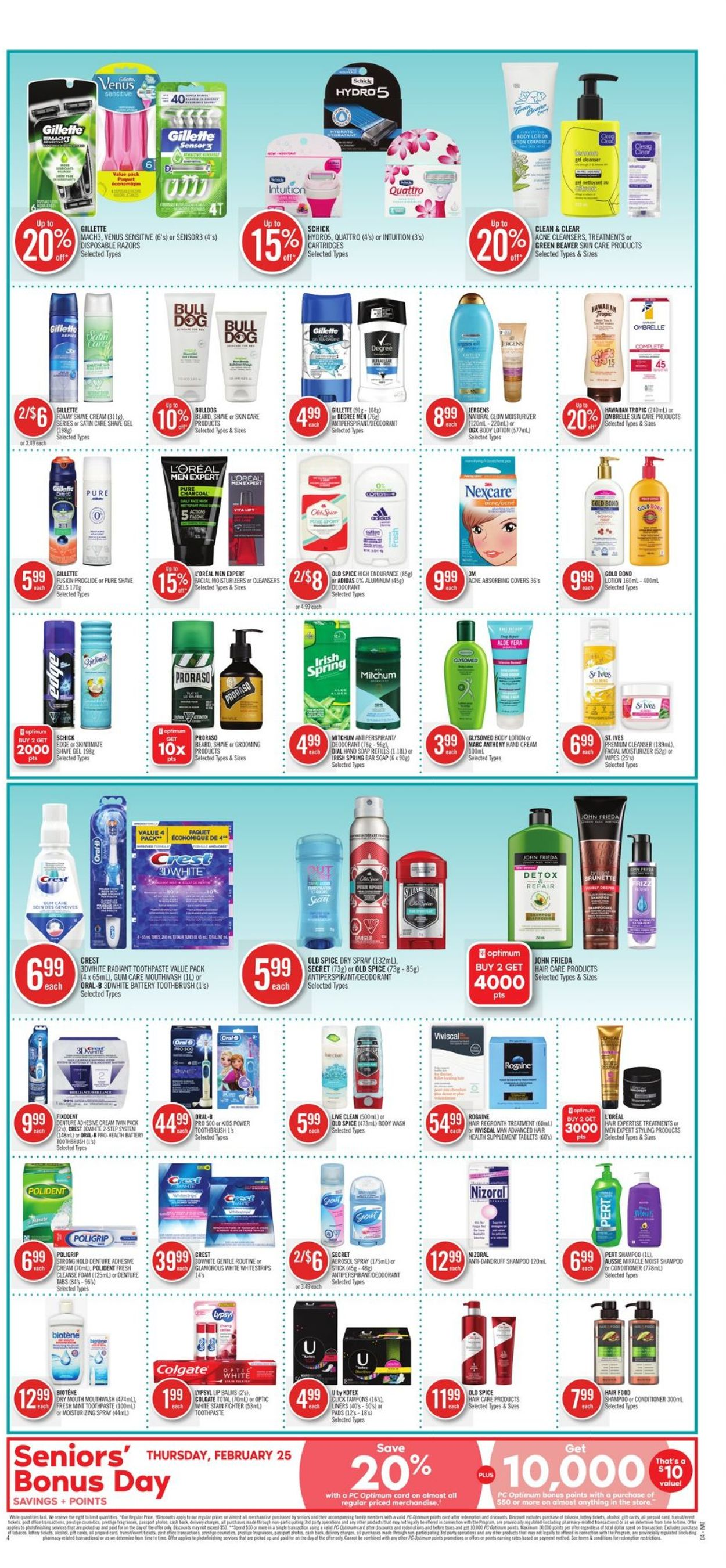 Shoppers Flyer - 02/20-02/26/2021 (Page 7)