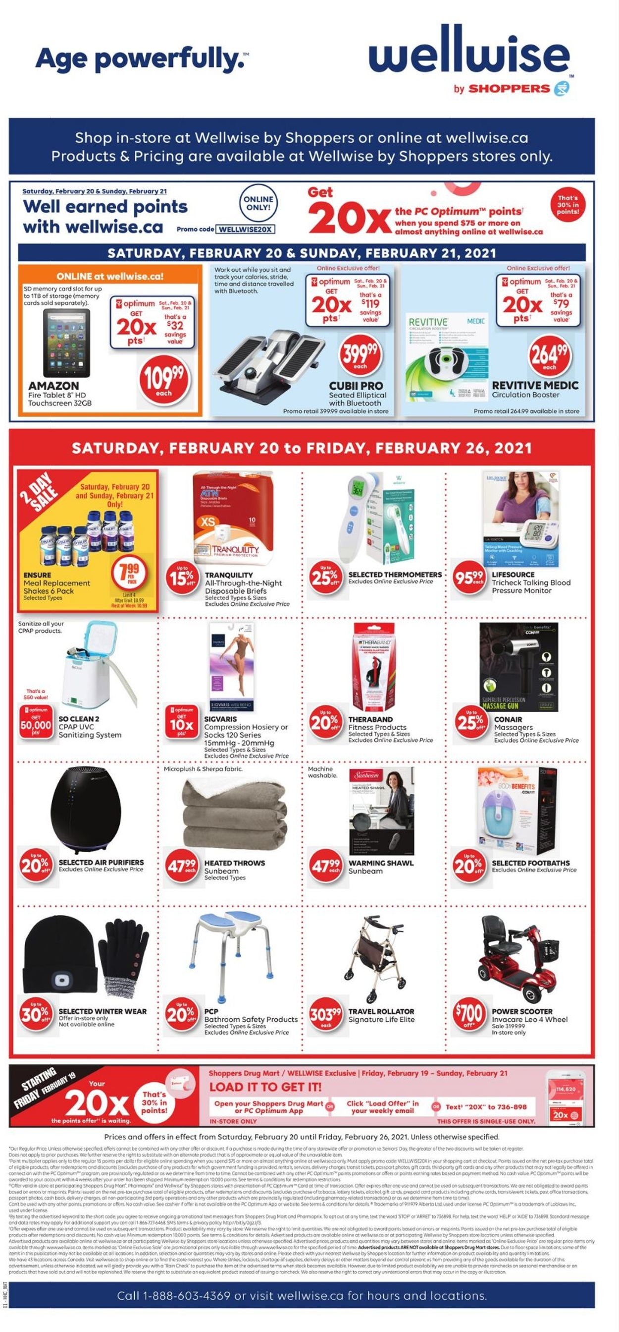 Shoppers Flyer - 02/20-02/26/2021 (Page 15)