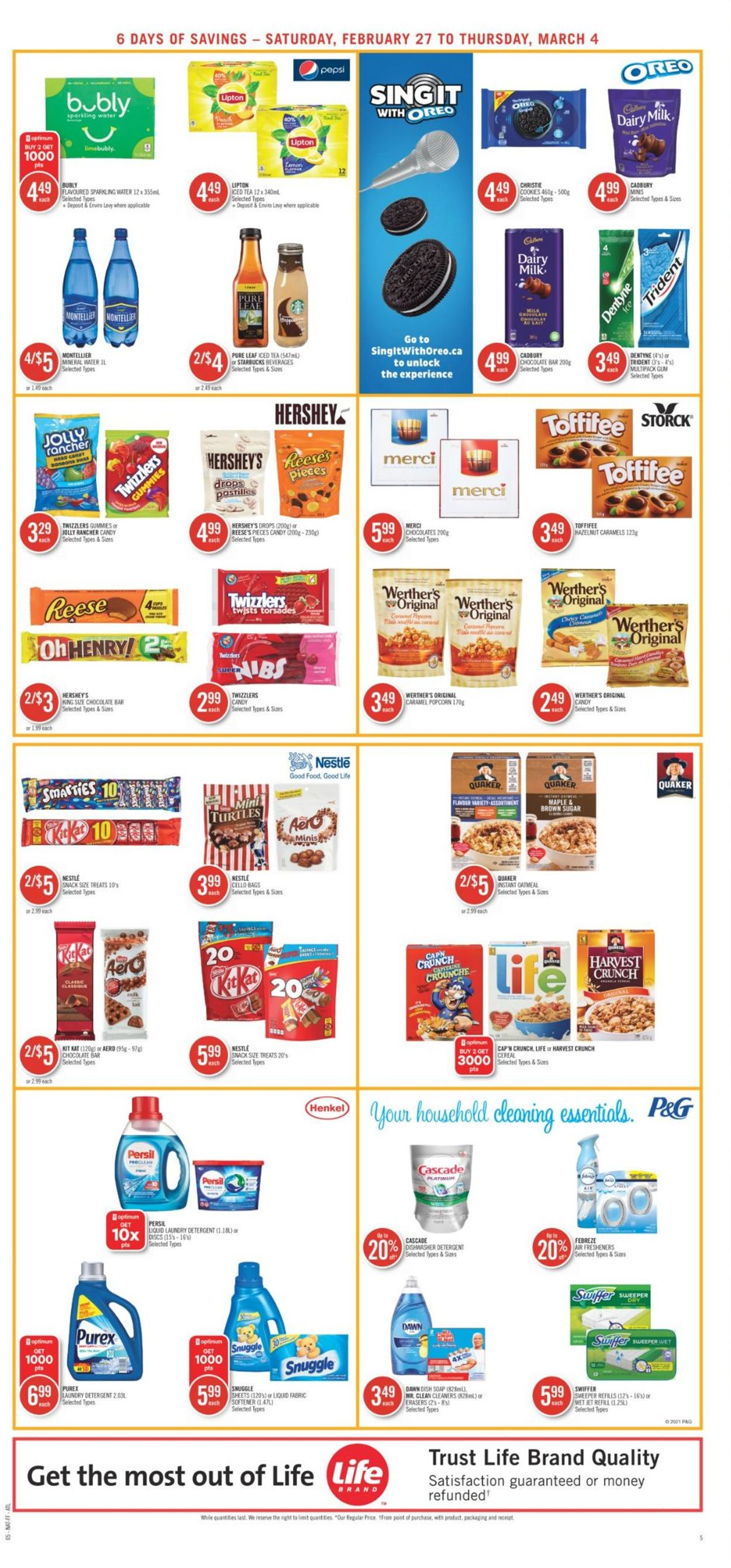 Shoppers Flyer - 02/27-03/04/2021 (Page 12)