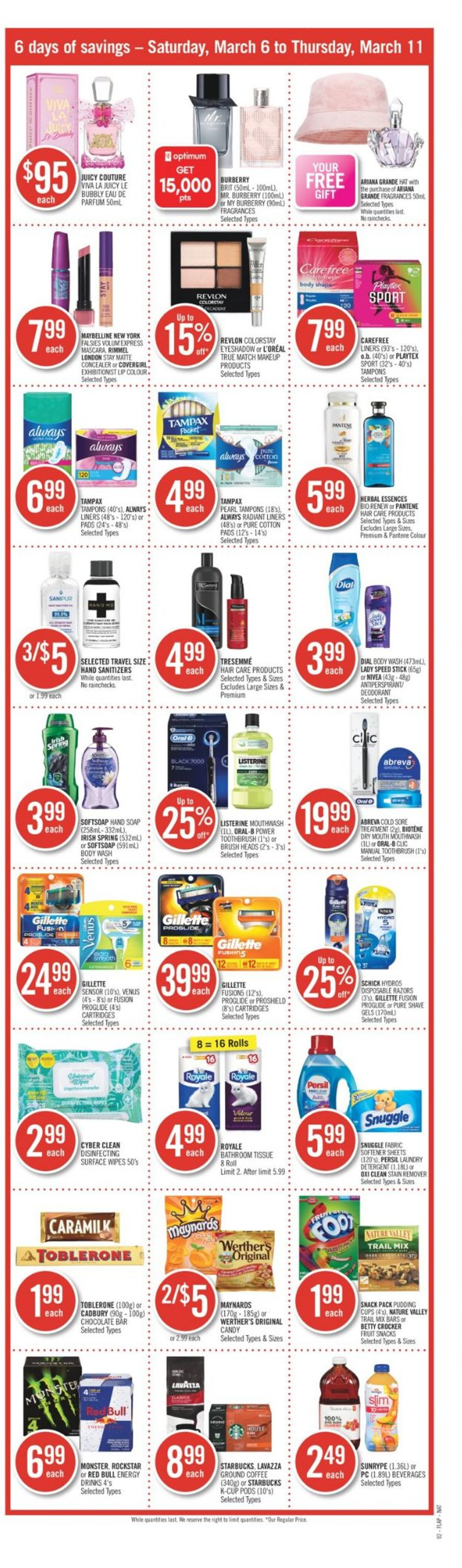 Shoppers Flyer - 03/06-03/11/2021 (Page 4)