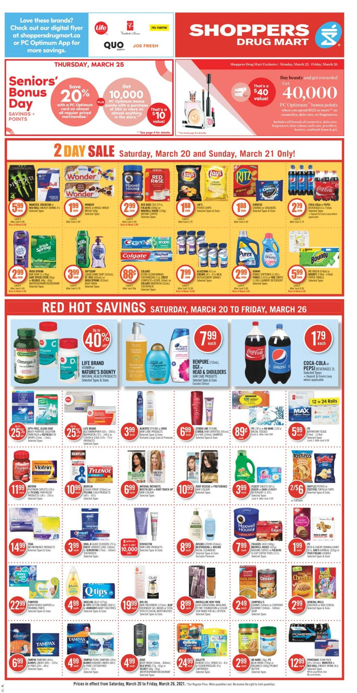 Shoppers Flyer - 03/20-03/26/2021 (Page 4)