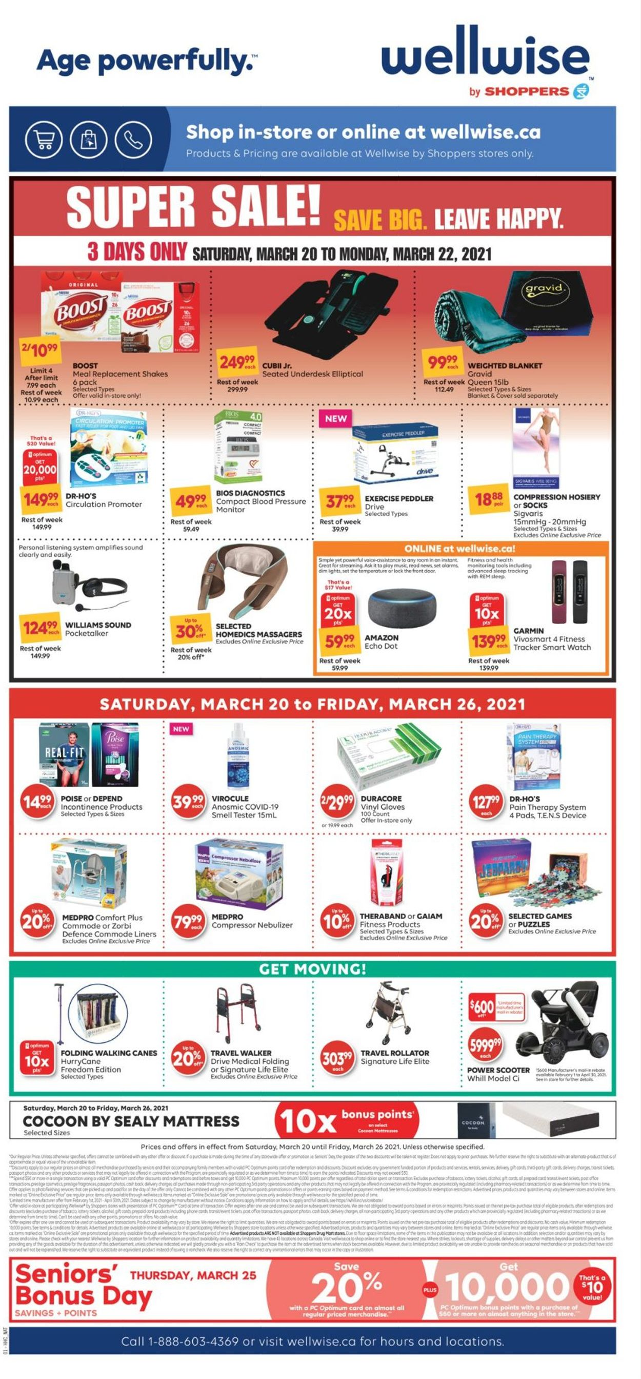Shoppers Flyer - 03/20-03/26/2021 (Page 13)