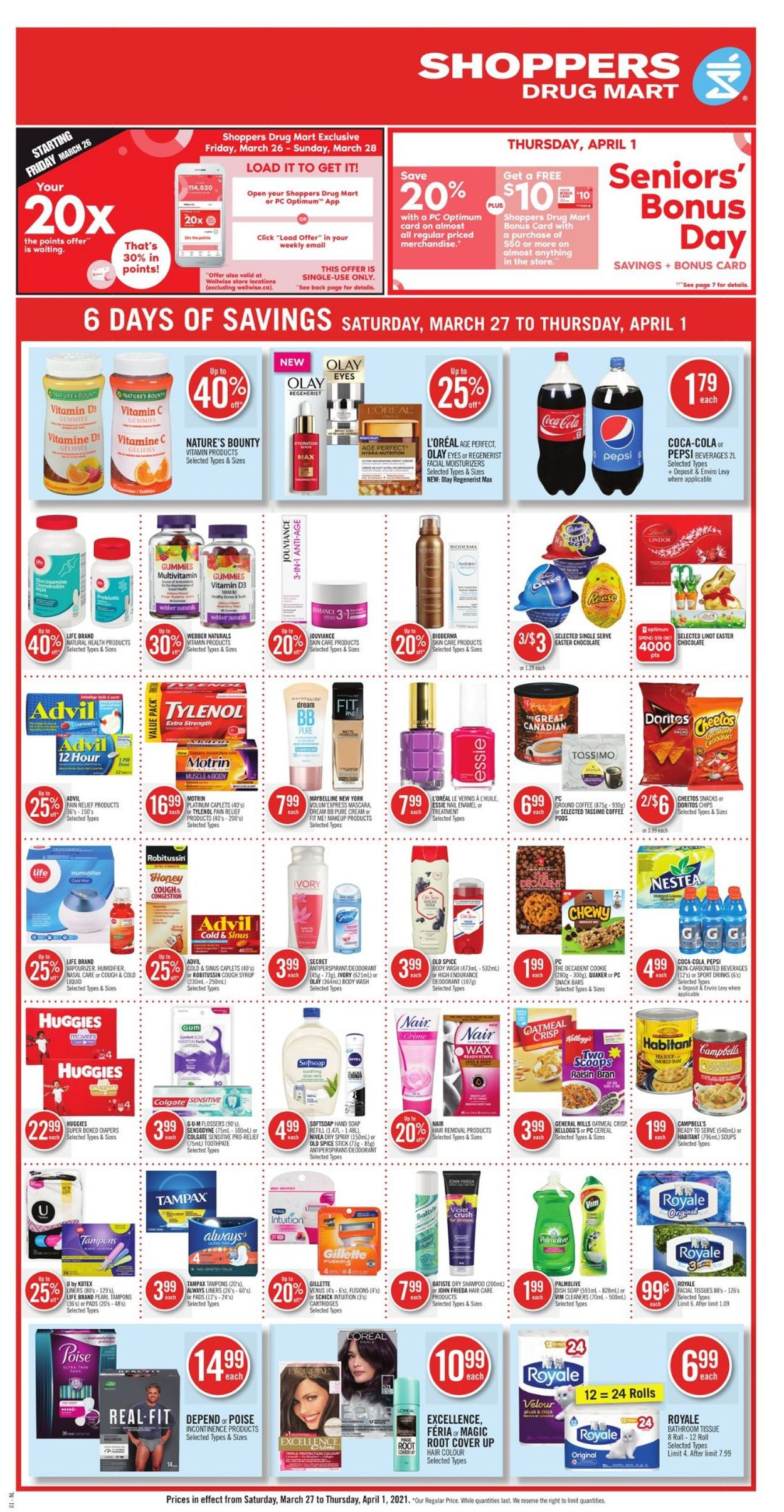 Shoppers Flyer - 03/27-04/01/2021 (Page 3)