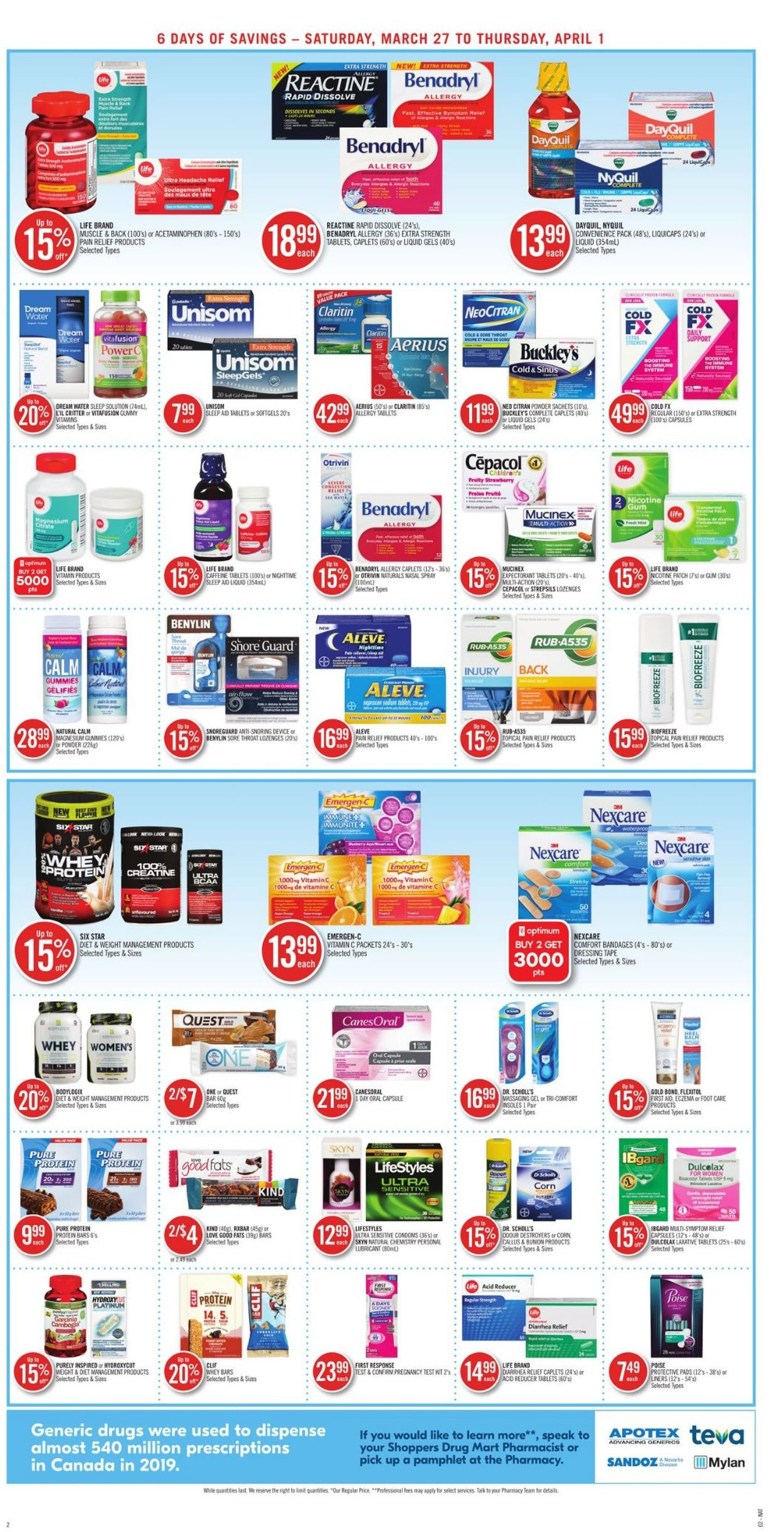 Shoppers Flyer - 03/27-04/01/2021 (Page 4)