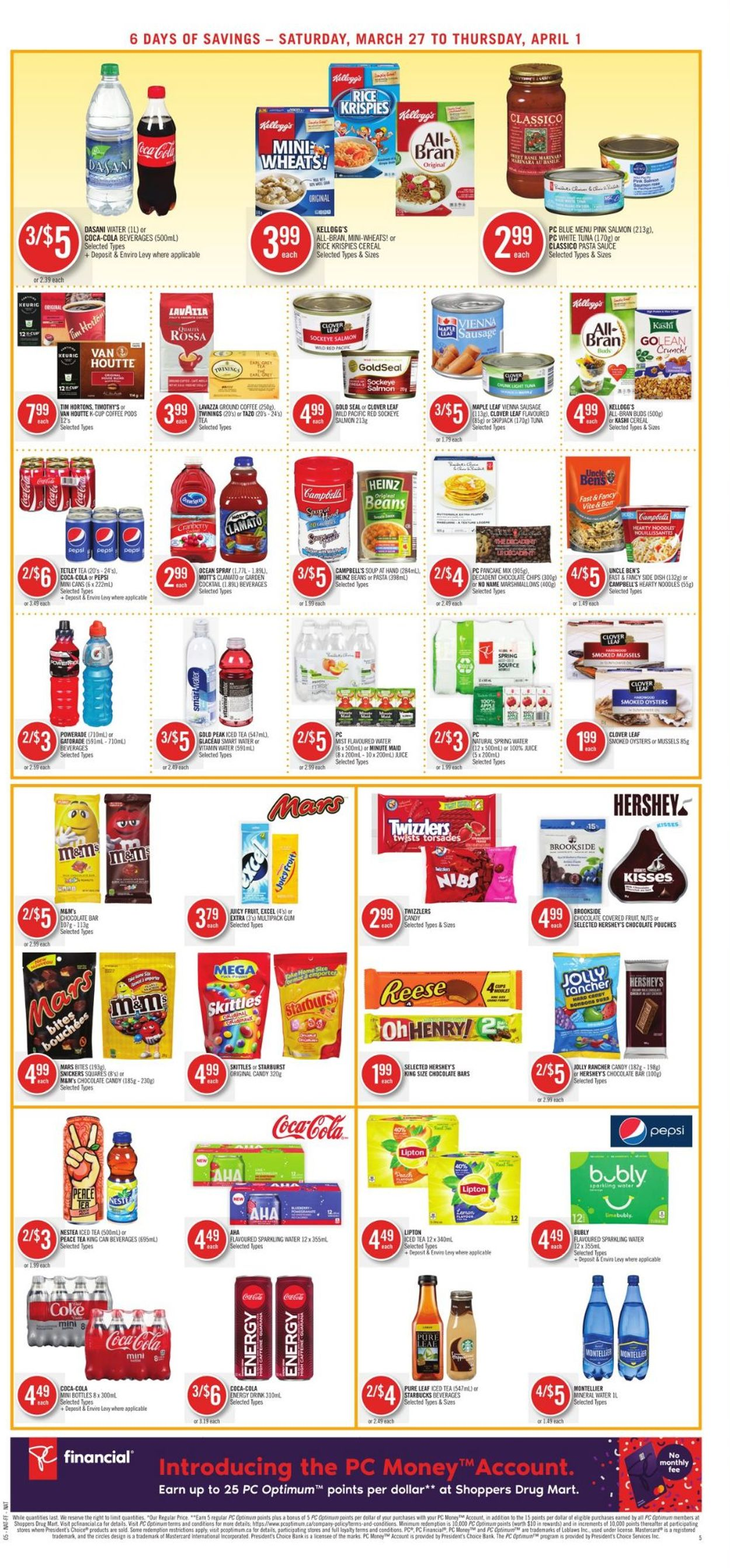 Shoppers Flyer - 03/27-04/01/2021 (Page 9)