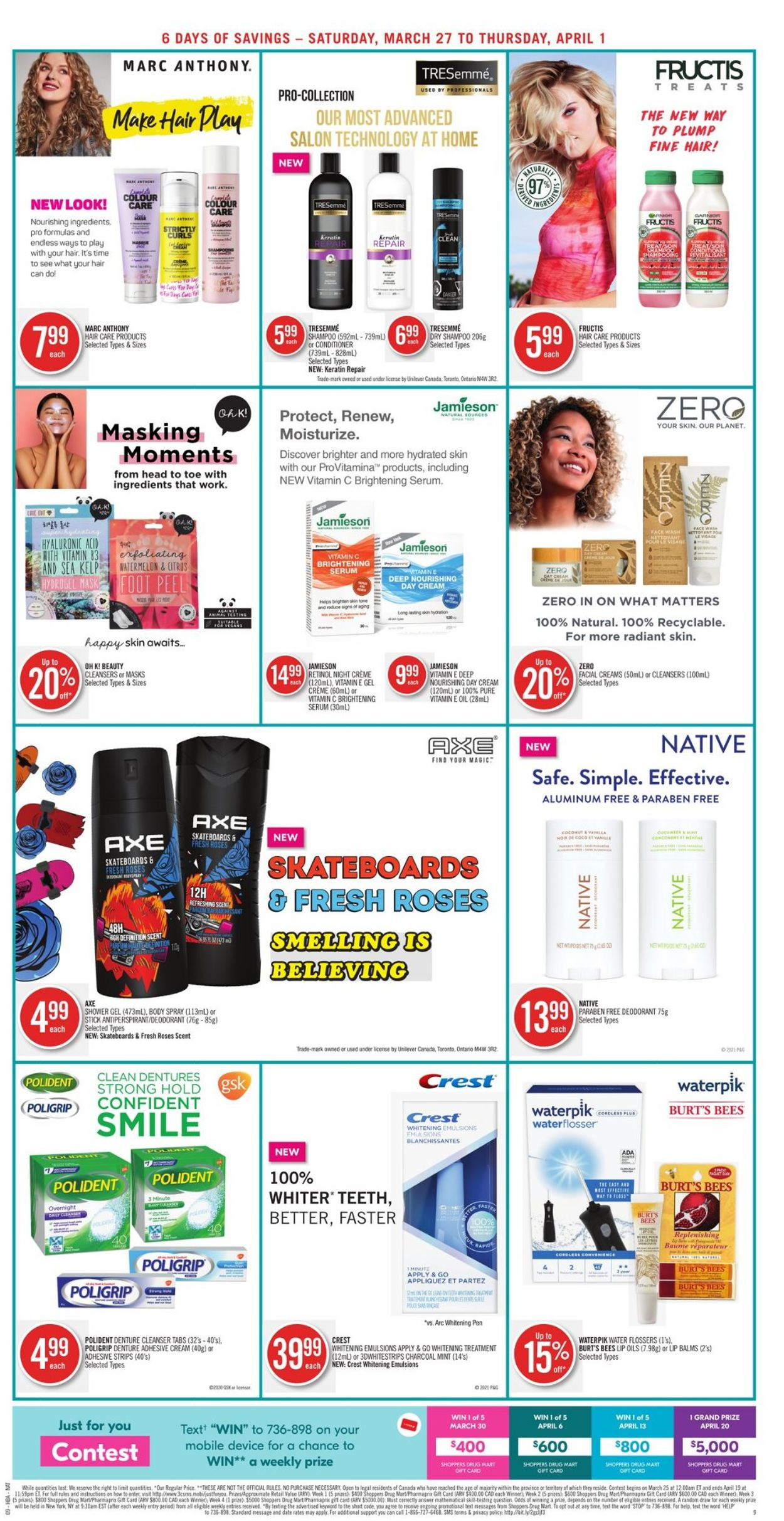 Shoppers Flyer - 03/27-04/01/2021 (Page 13)