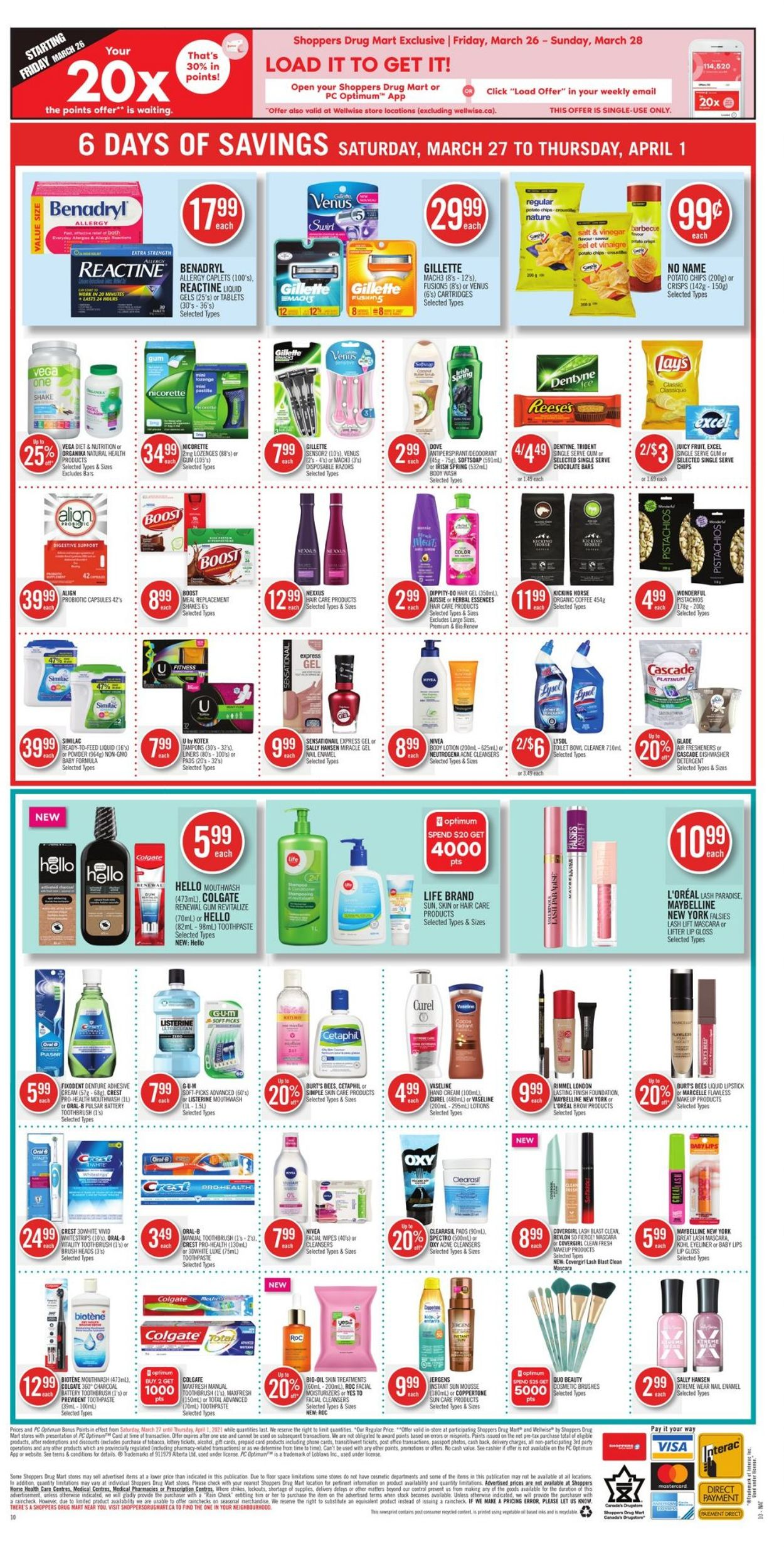 Shoppers Flyer - 03/27-04/01/2021 (Page 14)