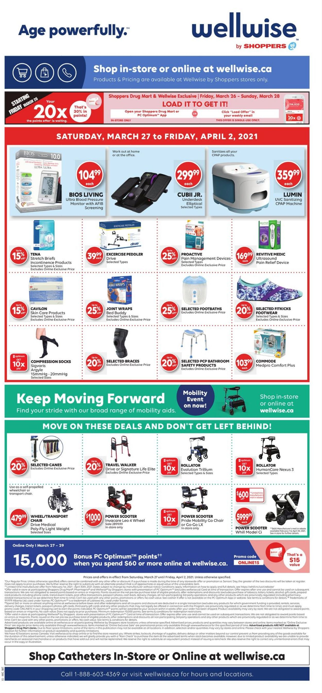 Shoppers Flyer - 03/27-04/01/2021 (Page 15)
