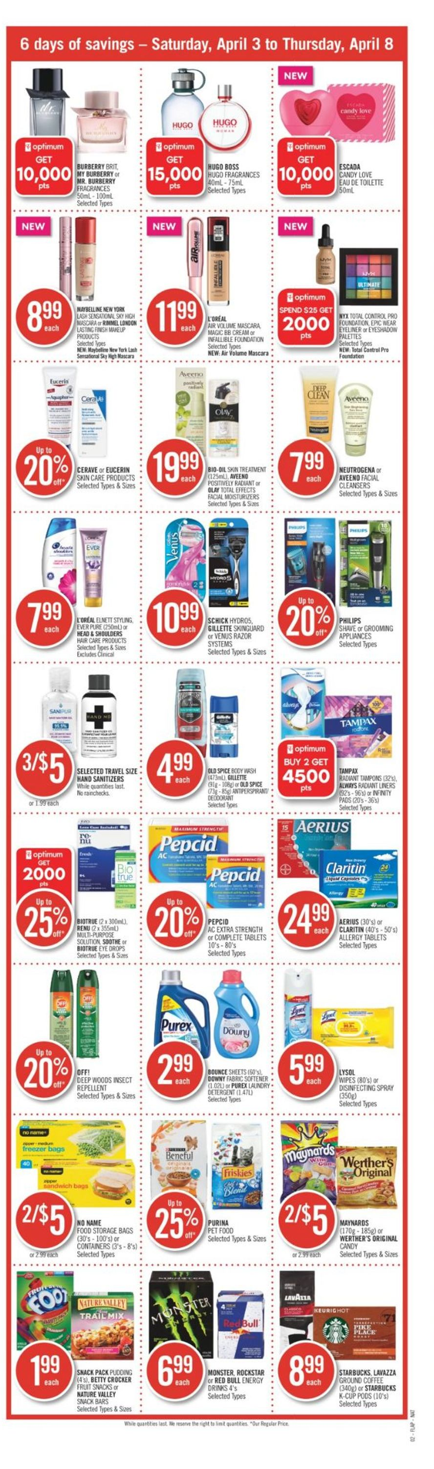 Shoppers Flyer - 04/03-04/08/2021 (Page 3)