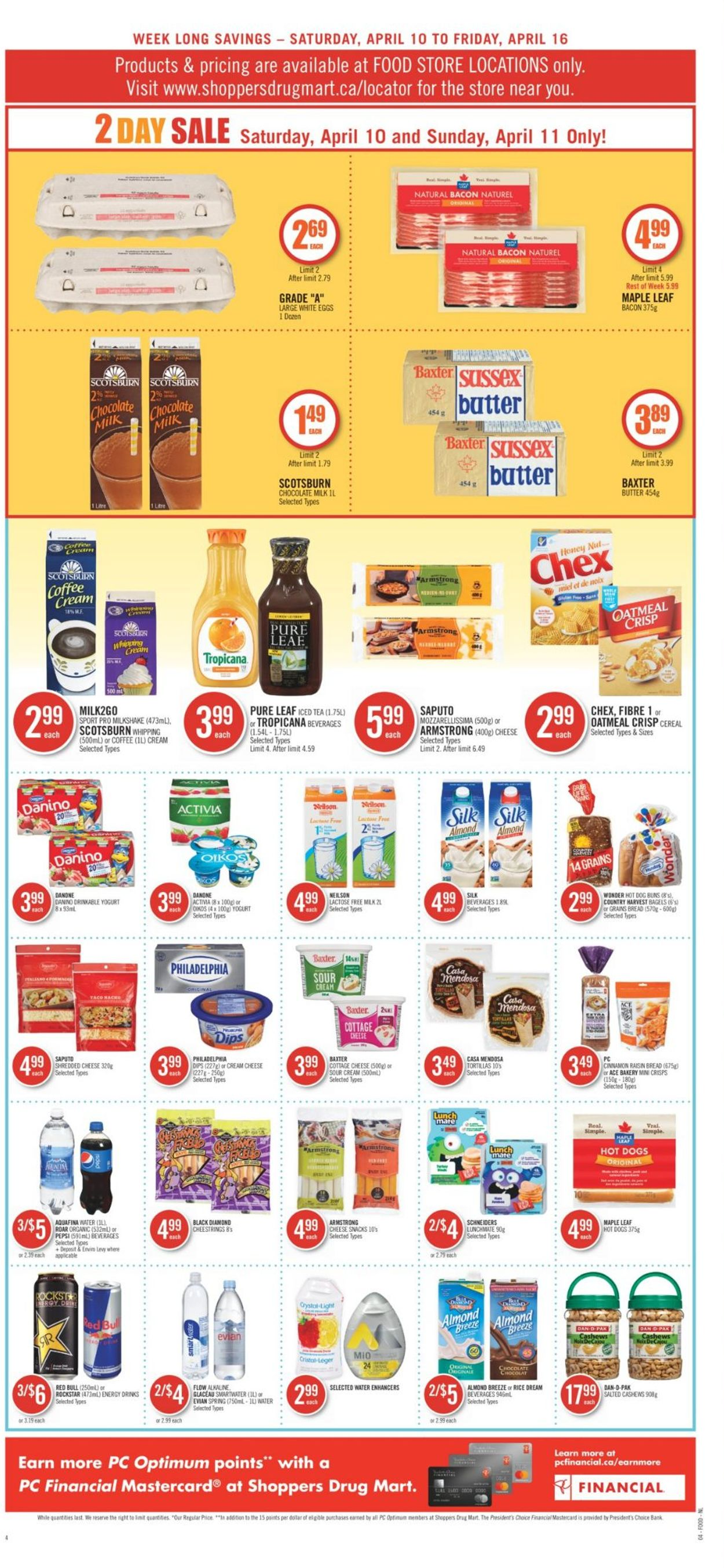 Shoppers Flyer - 04/10-04/16/2021 (Page 12)