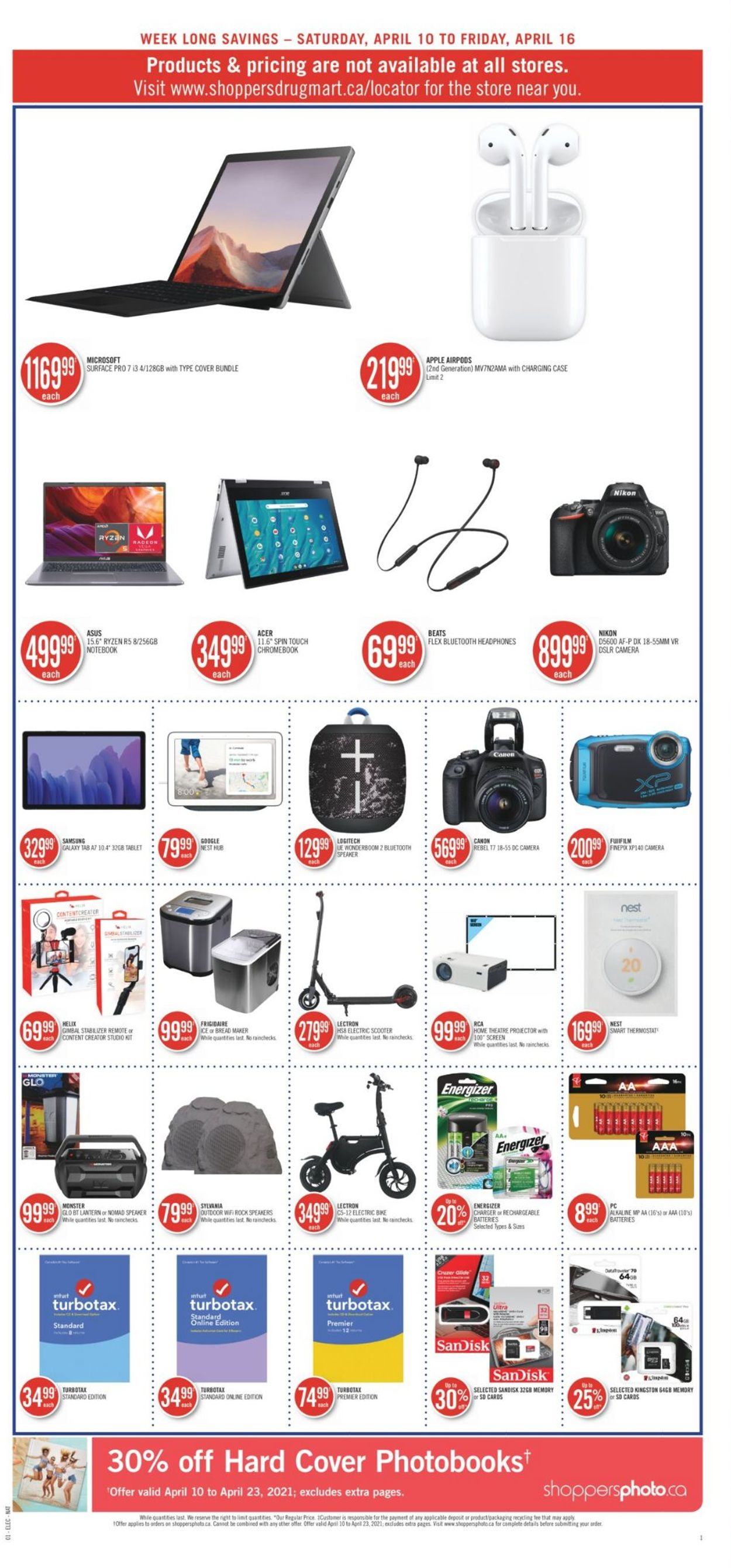 Shoppers Flyer - 04/10-04/16/2021 (Page 14)