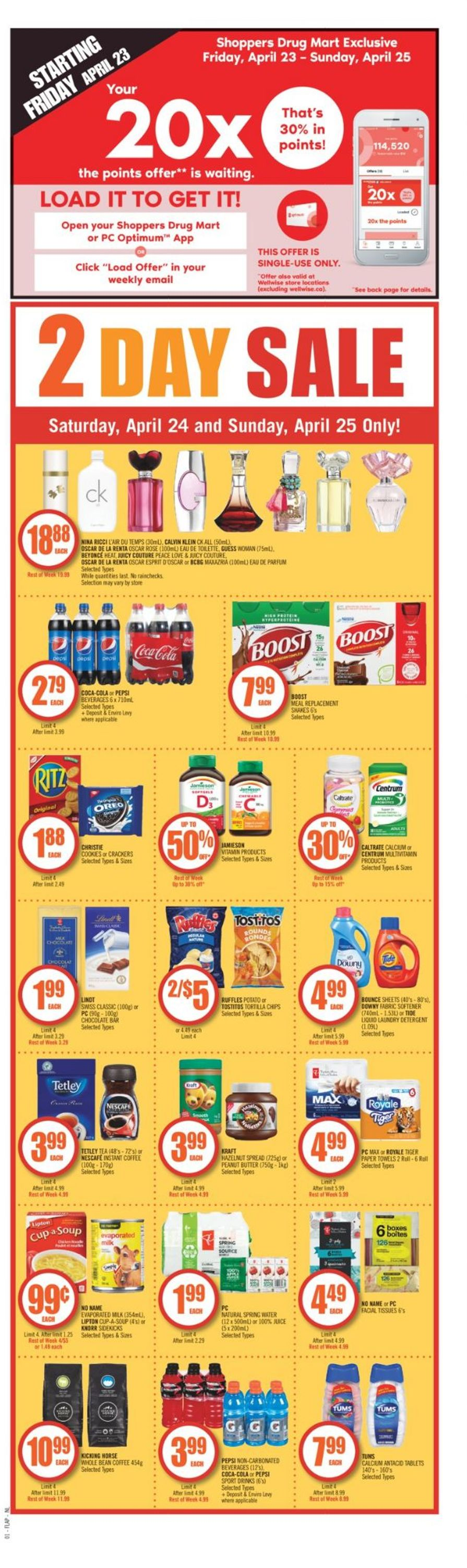 Shoppers Flyer - 04/24-04/30/2021 (Page 2)
