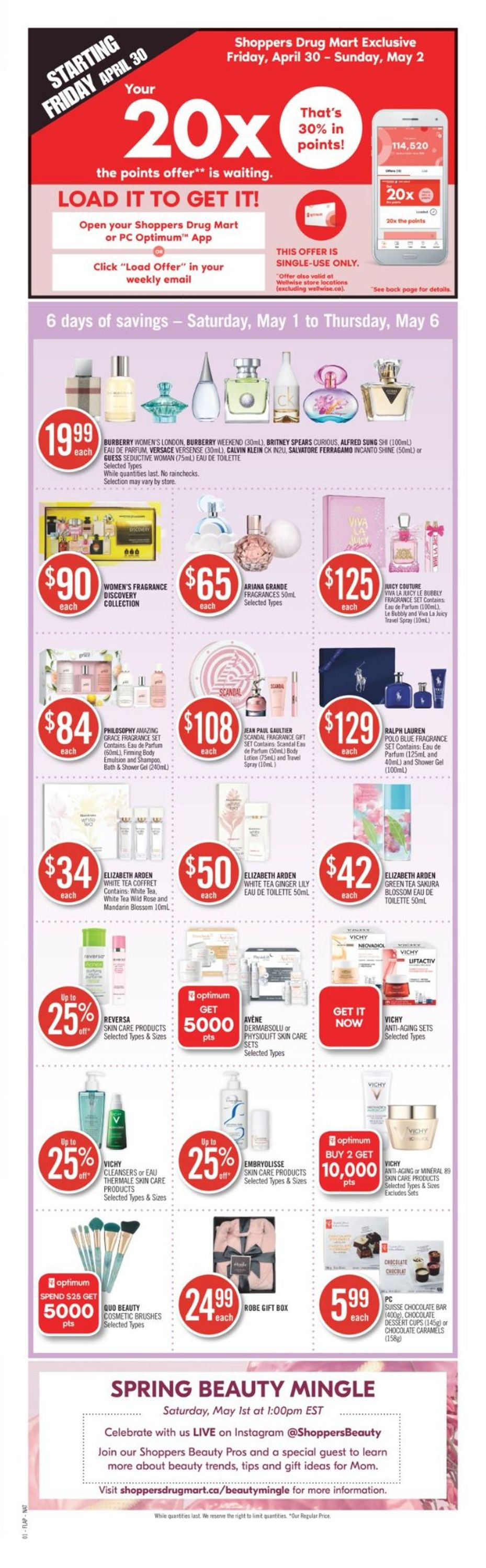 Shoppers Flyer - 05/01-05/06/2021 (Page 2)