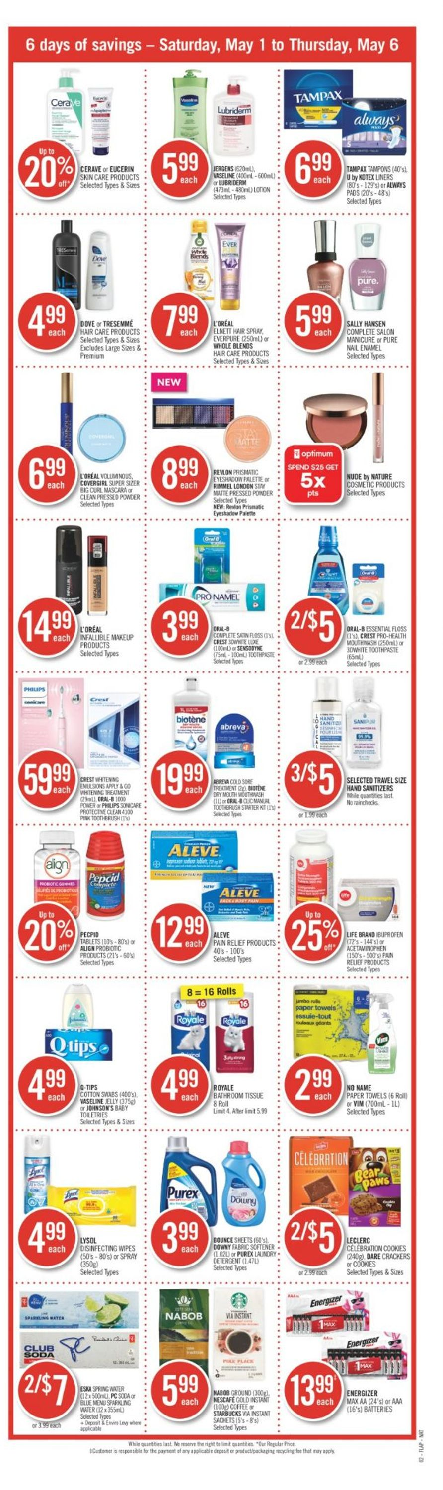 Shoppers Flyer - 05/01-05/06/2021 (Page 3)