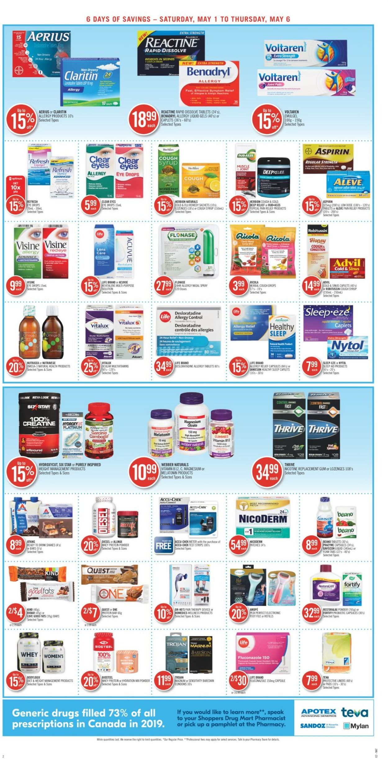Shoppers Flyer - 05/01-05/06/2021 (Page 5)