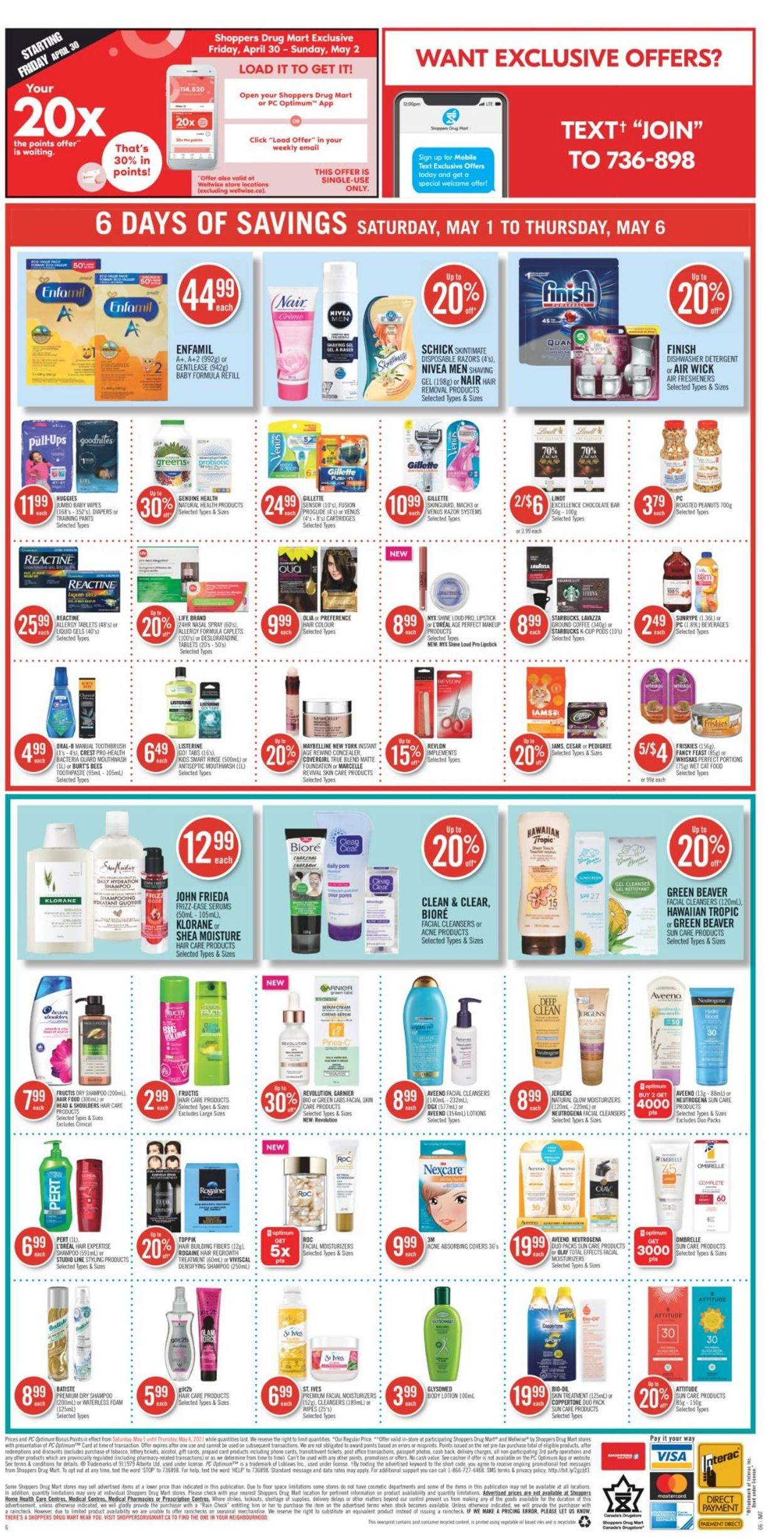 Shoppers Flyer - 05/01-05/06/2021 (Page 16)