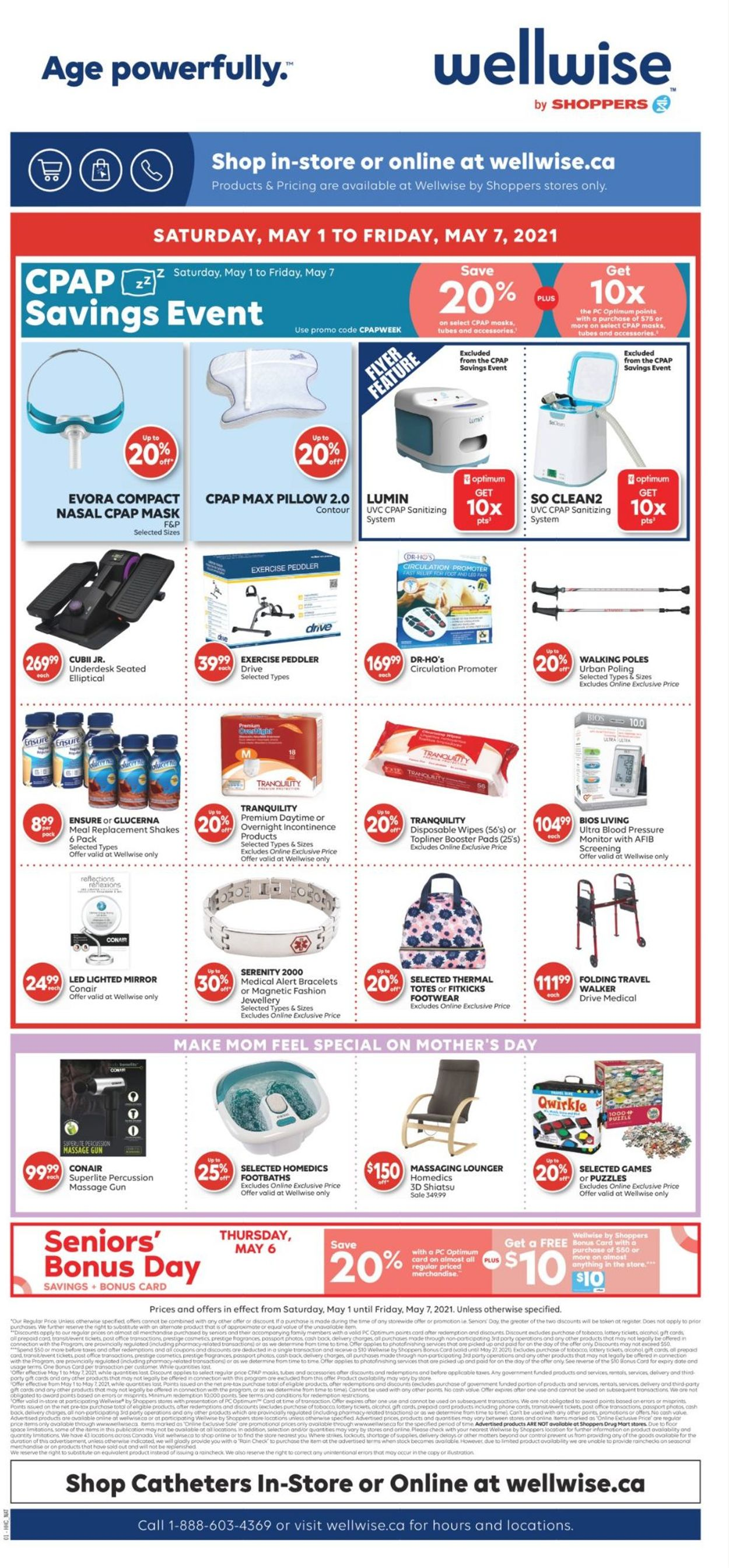 Shoppers Flyer - 05/01-05/06/2021 (Page 19)